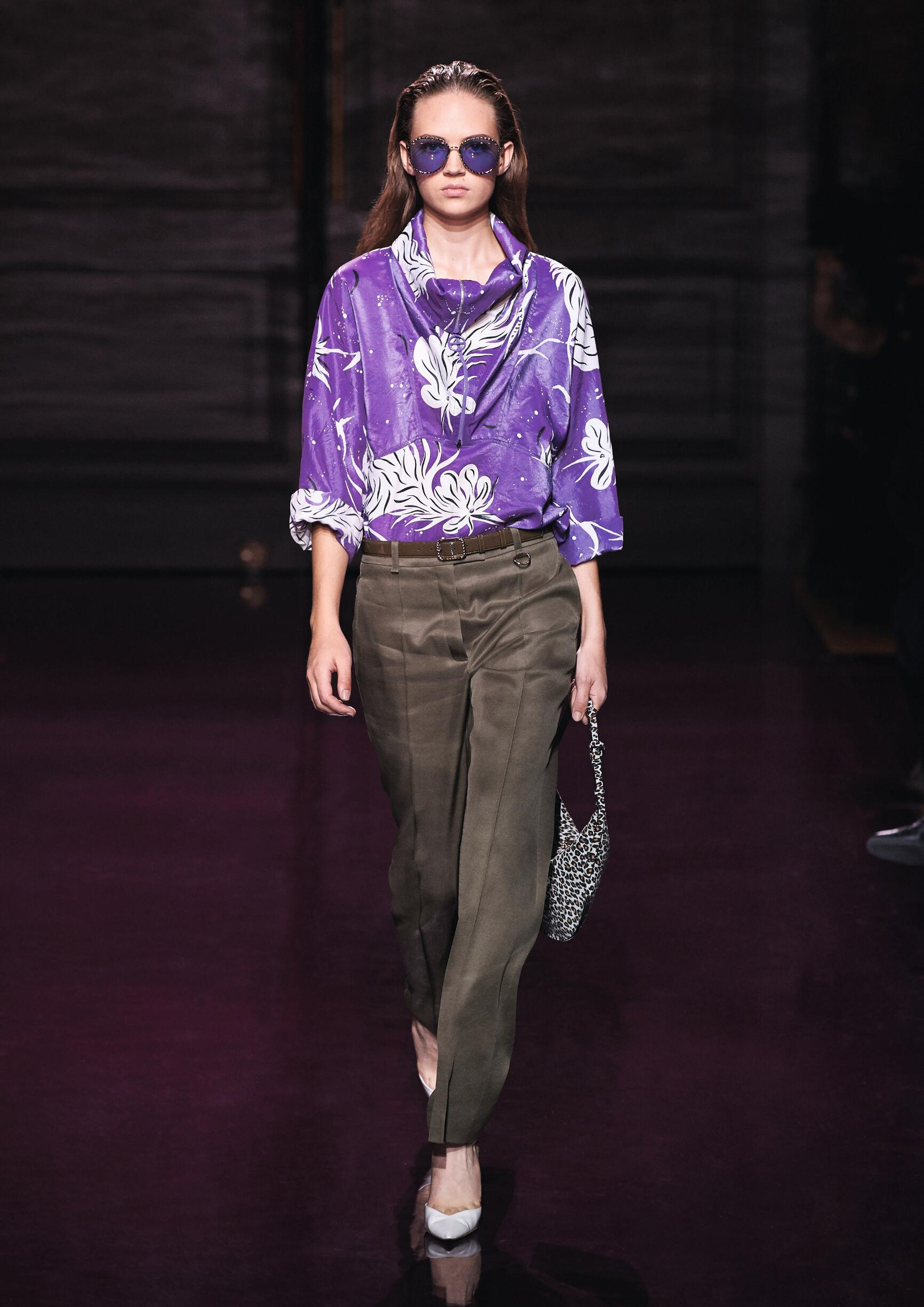 Nina Ricci Woman Style