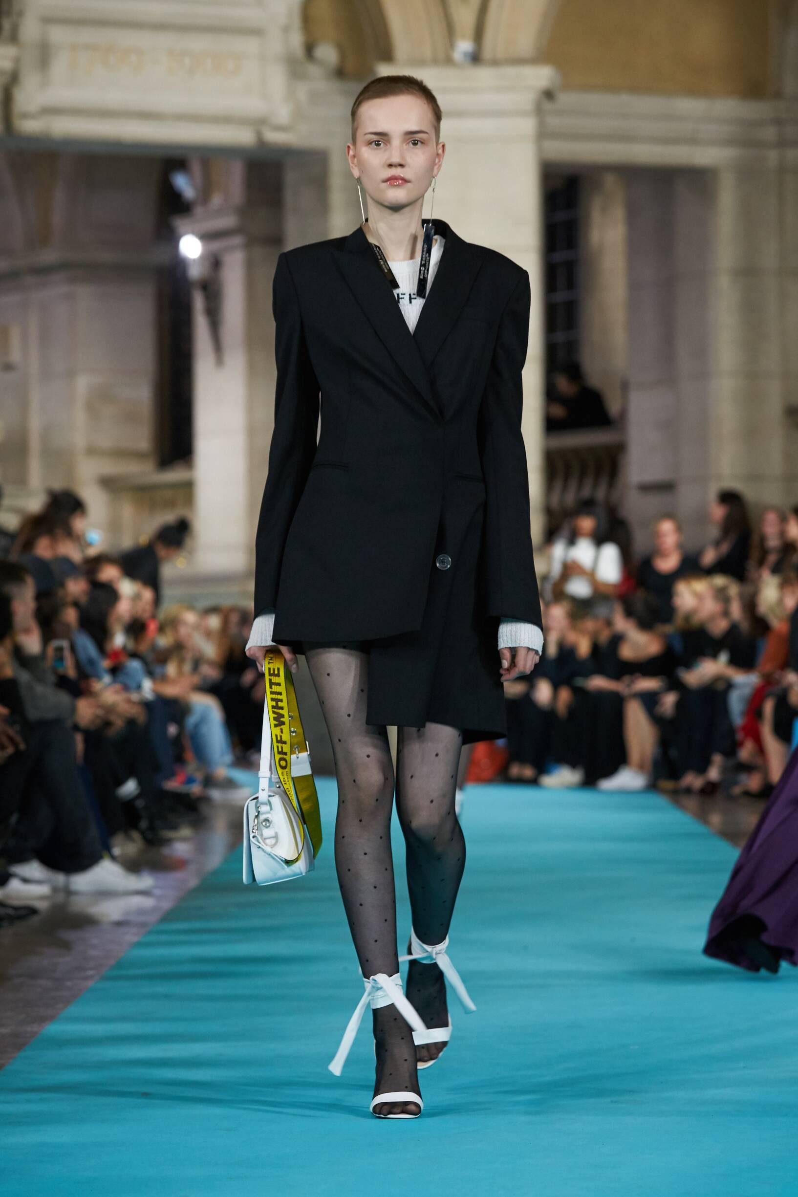Off-White Paris Fashion Week Womenswear