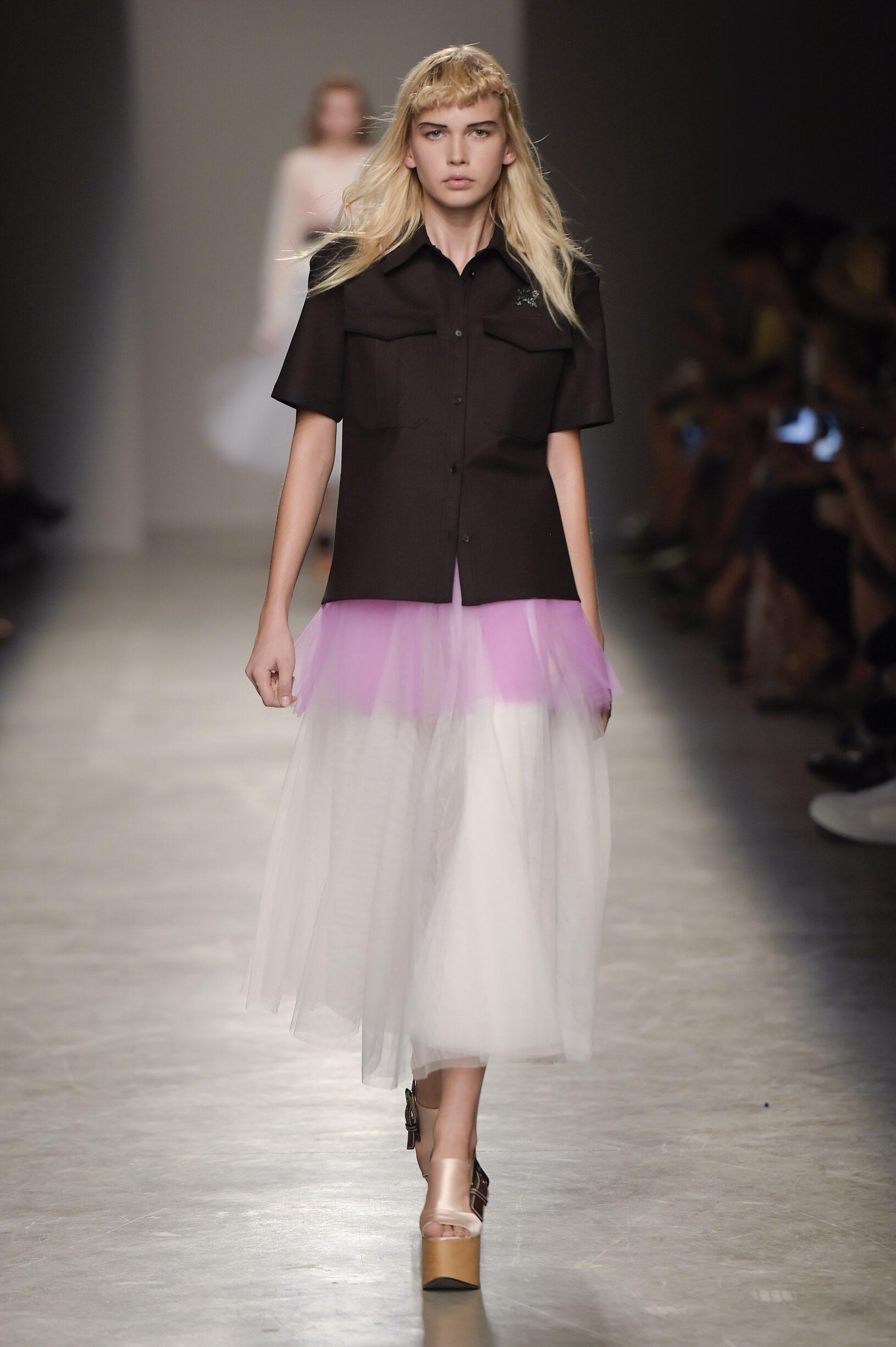 Rochas Fashion Show