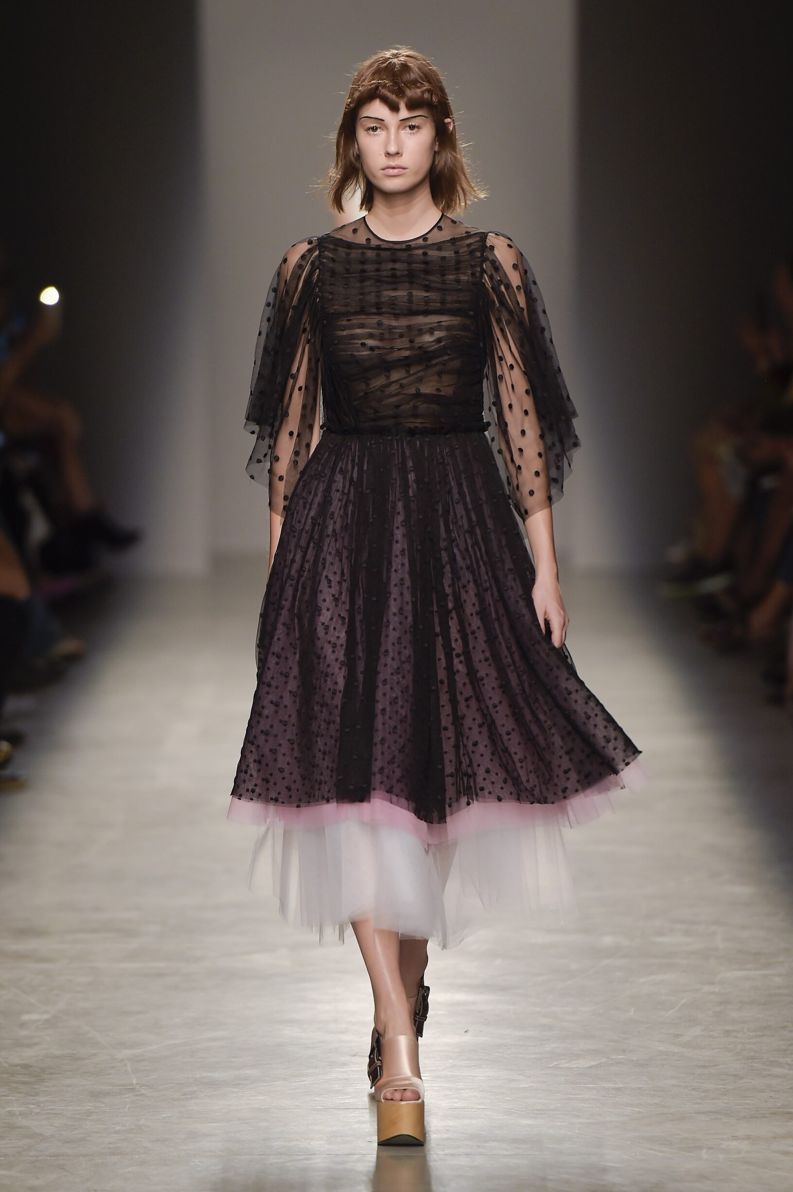 Rochas Paris Fashion Week Womenswear