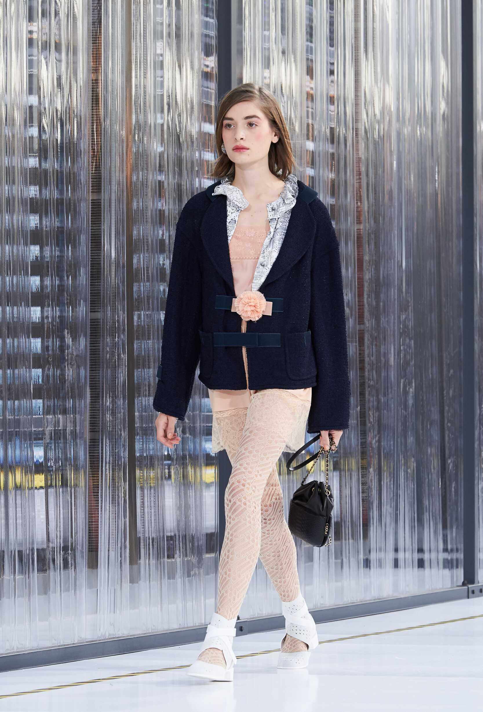 SS 2017 Chanel Show Paris Fashion Week