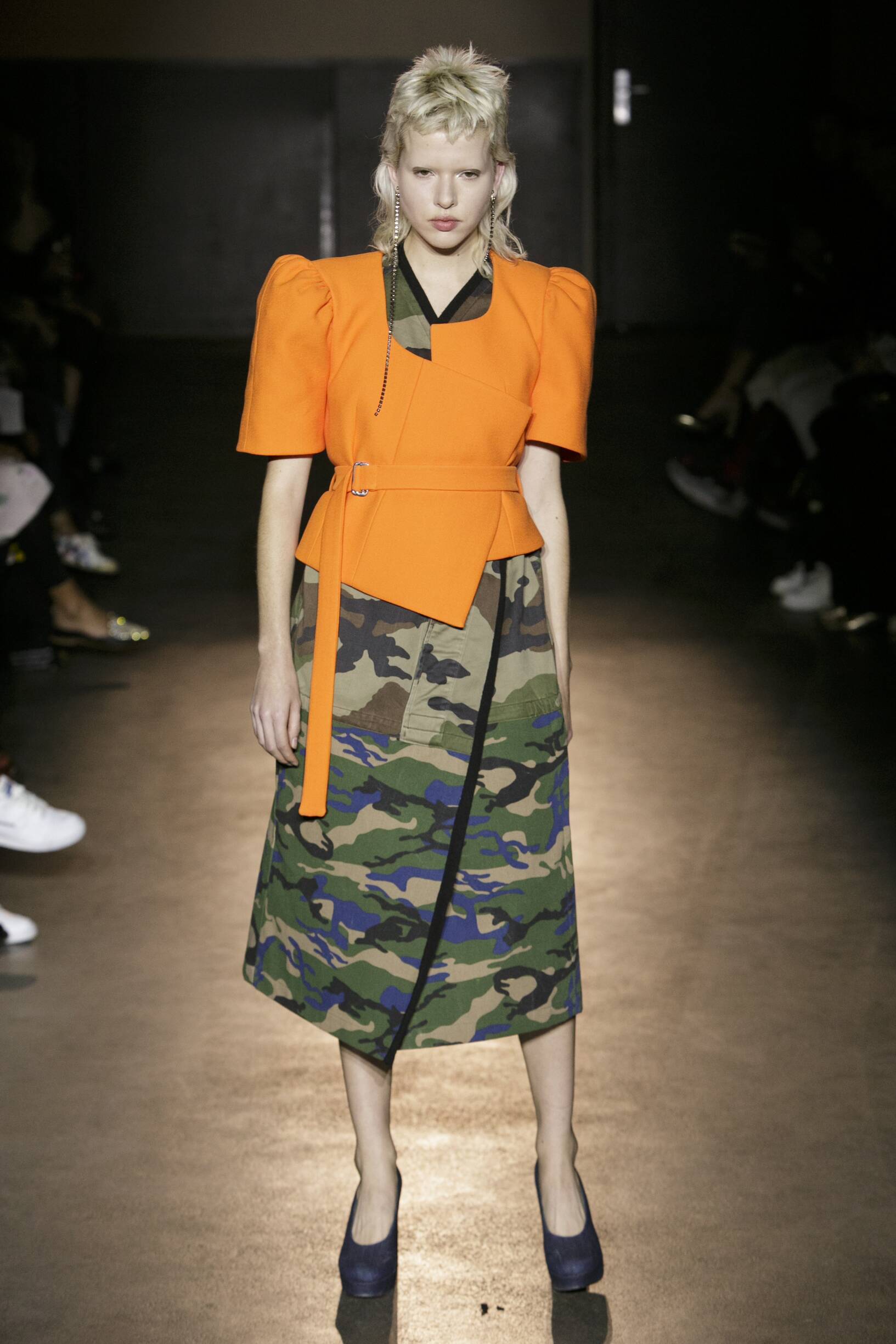 SS 2017 Fashion Show Lutz Huelle