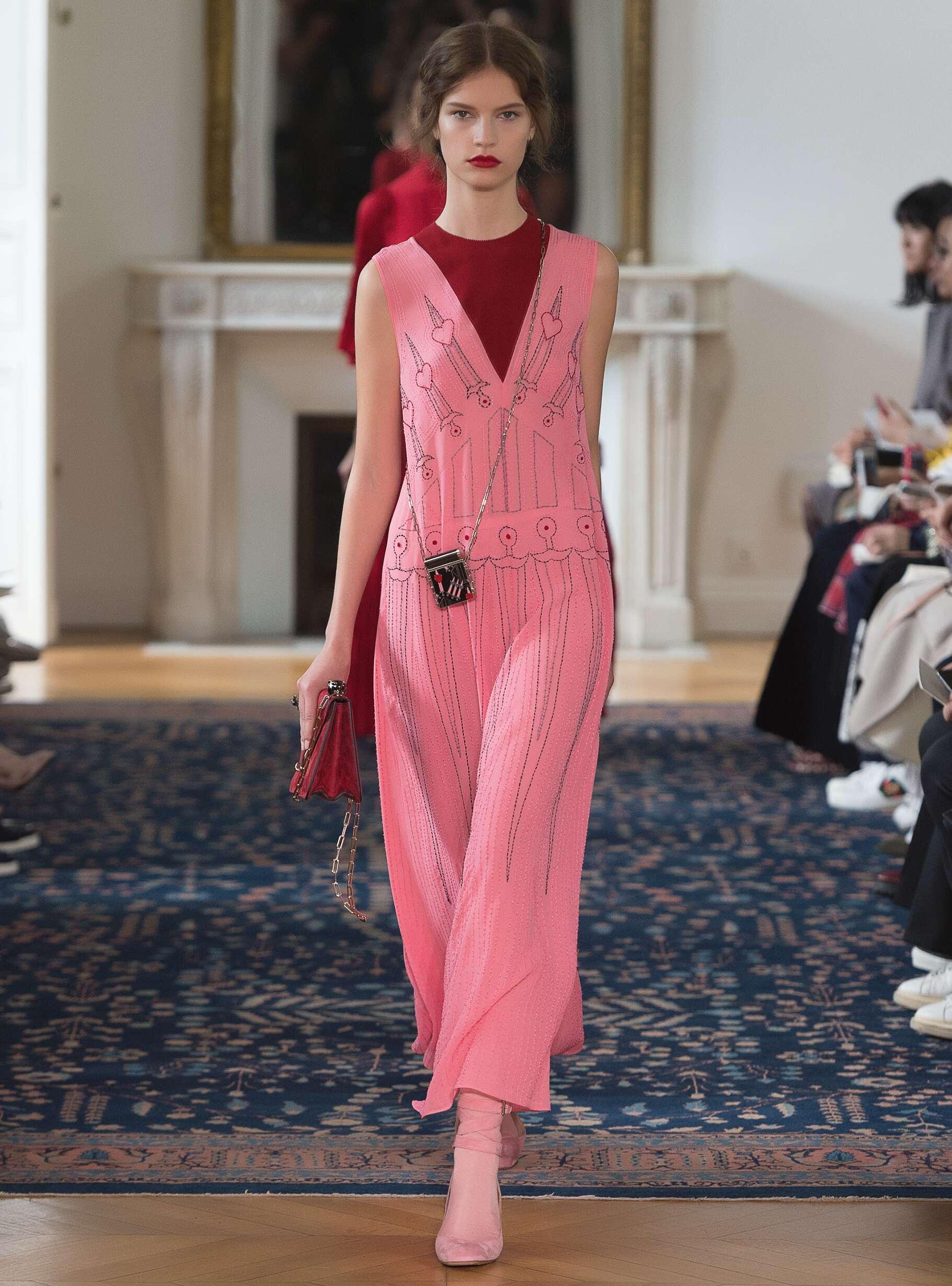 SS 2017 Fashion Show Valentino