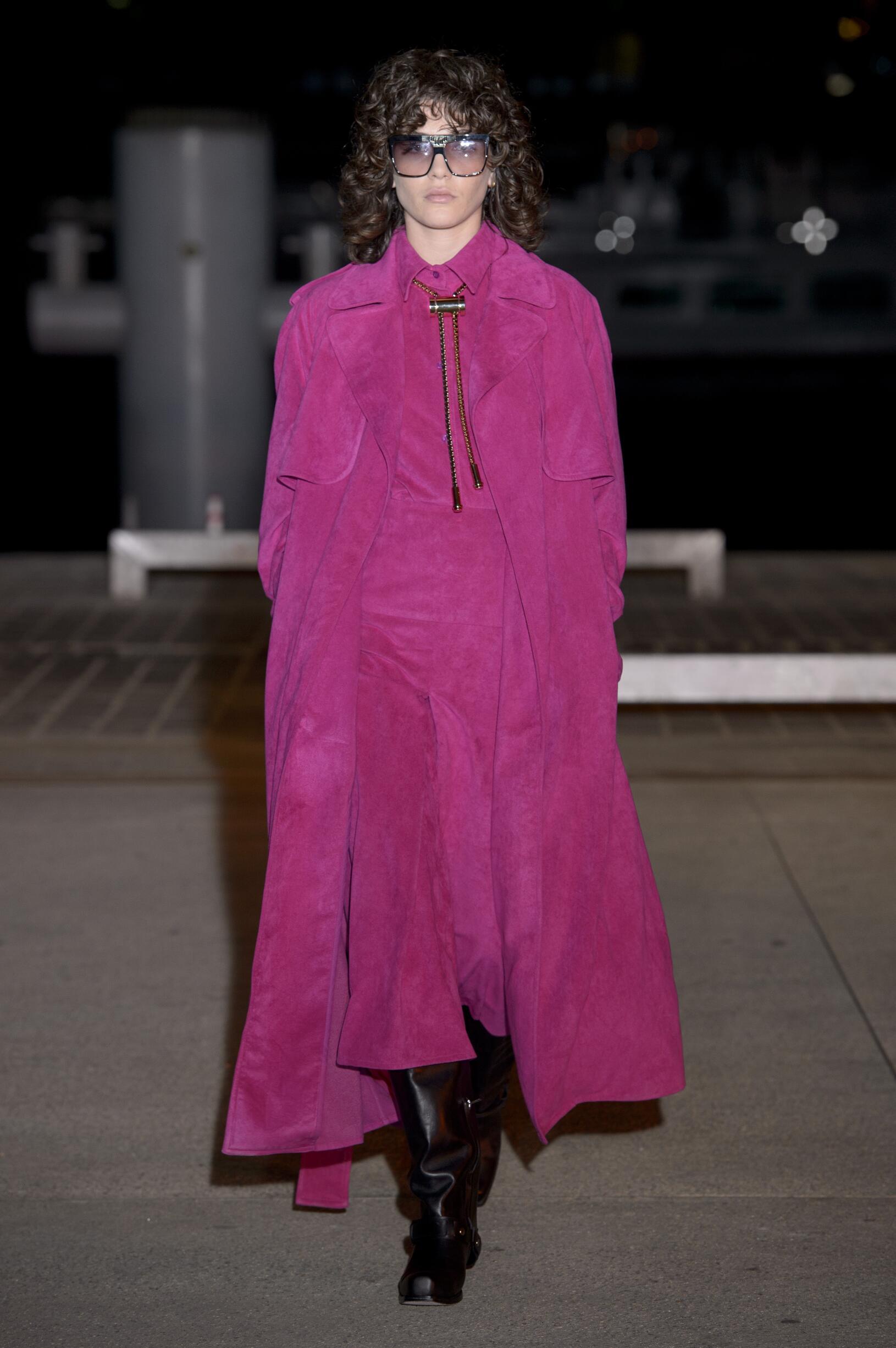 SS 2017 Fashion Show Wanda Nylon