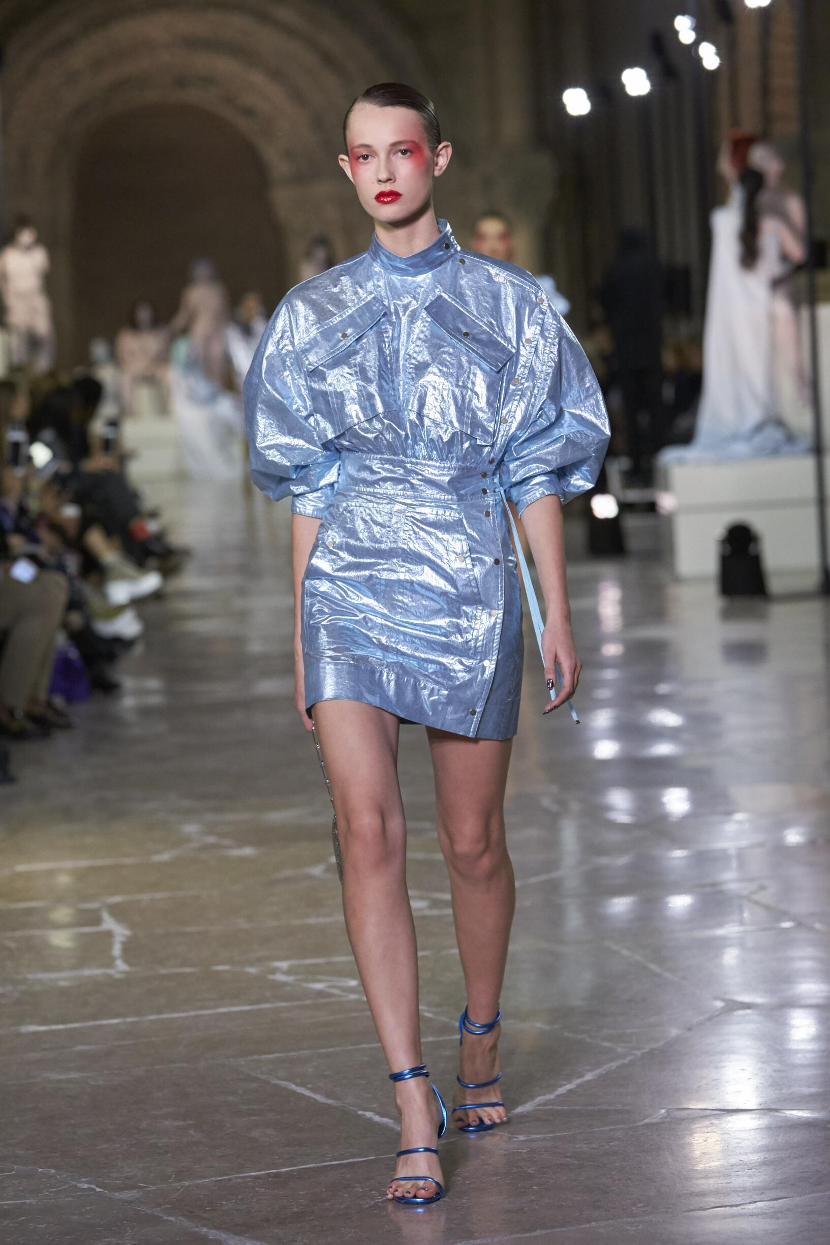 SS 2017 Kenzo Fashion Show Paris