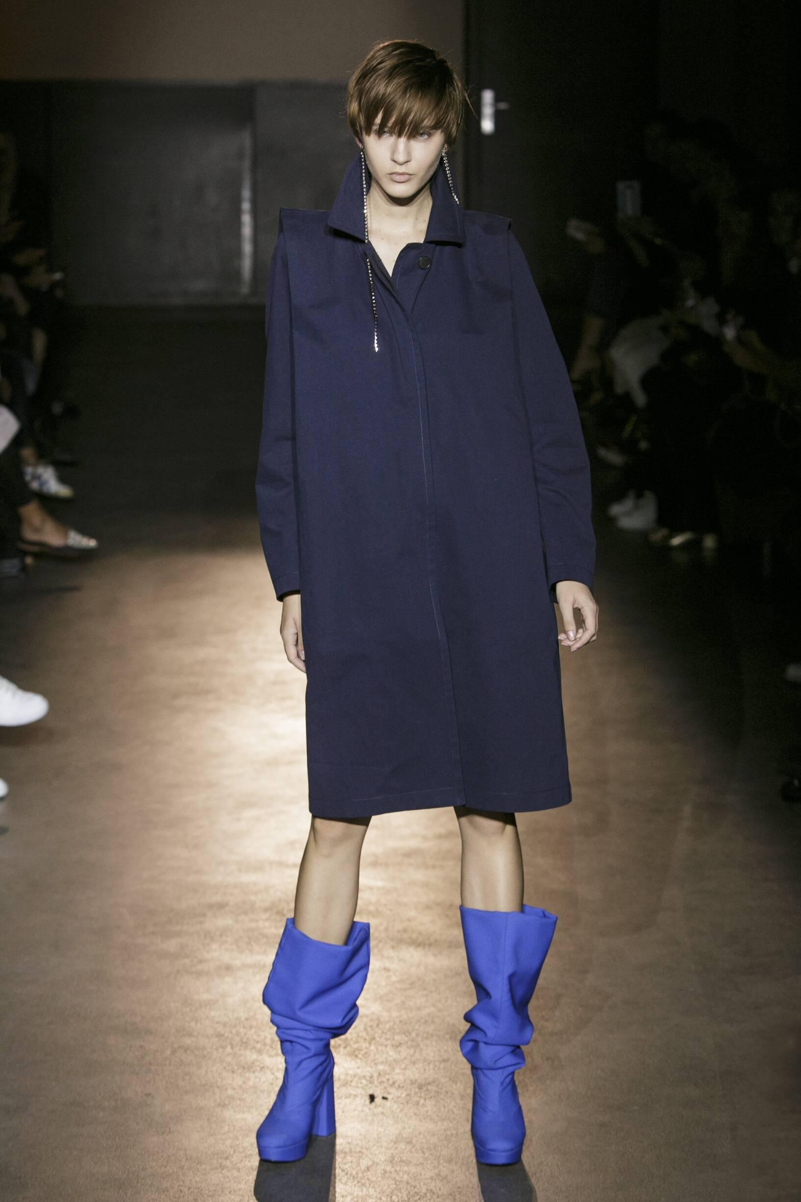SS 2017 Lutz Huelle Fashion Show