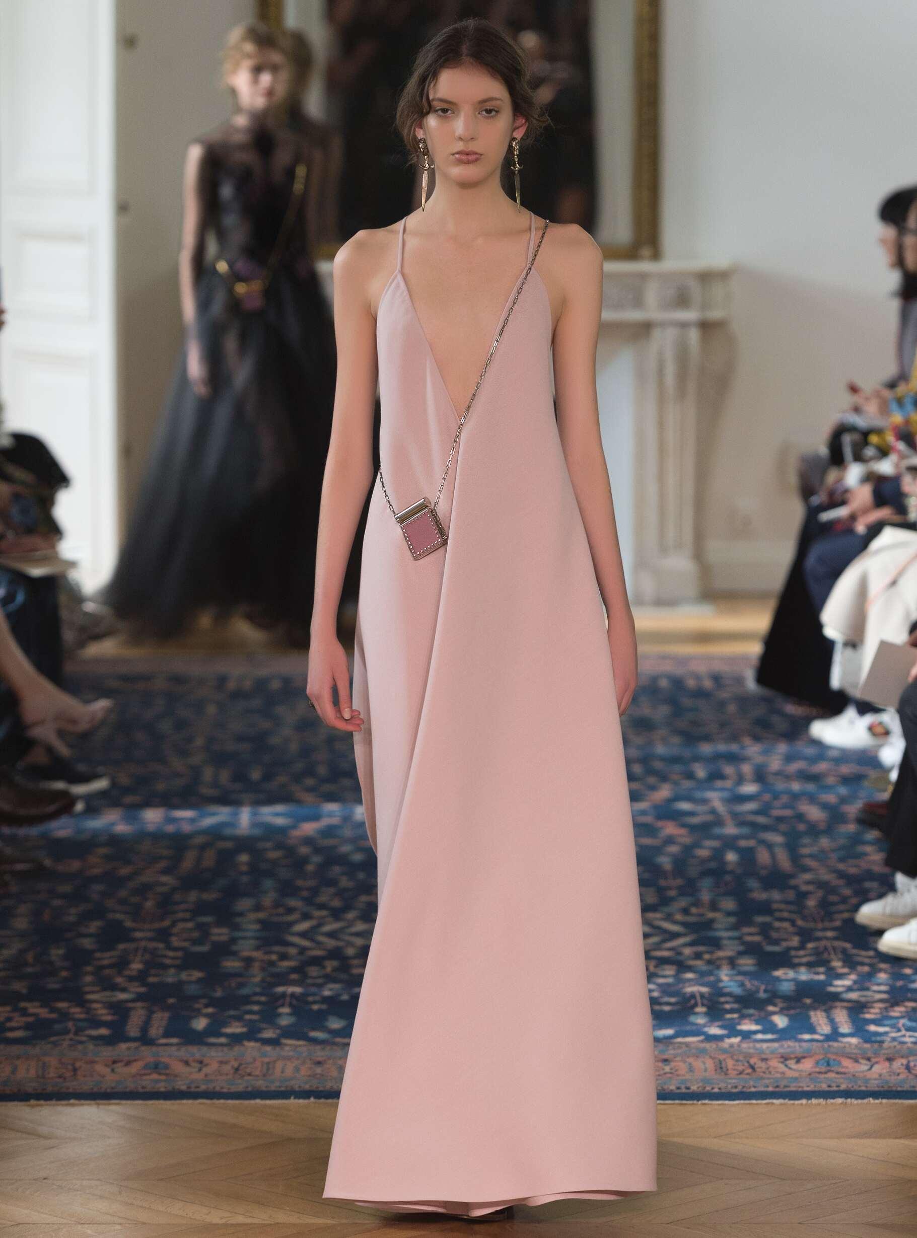 SS 2017 Valentino Fashion Show Paris Fashion Week