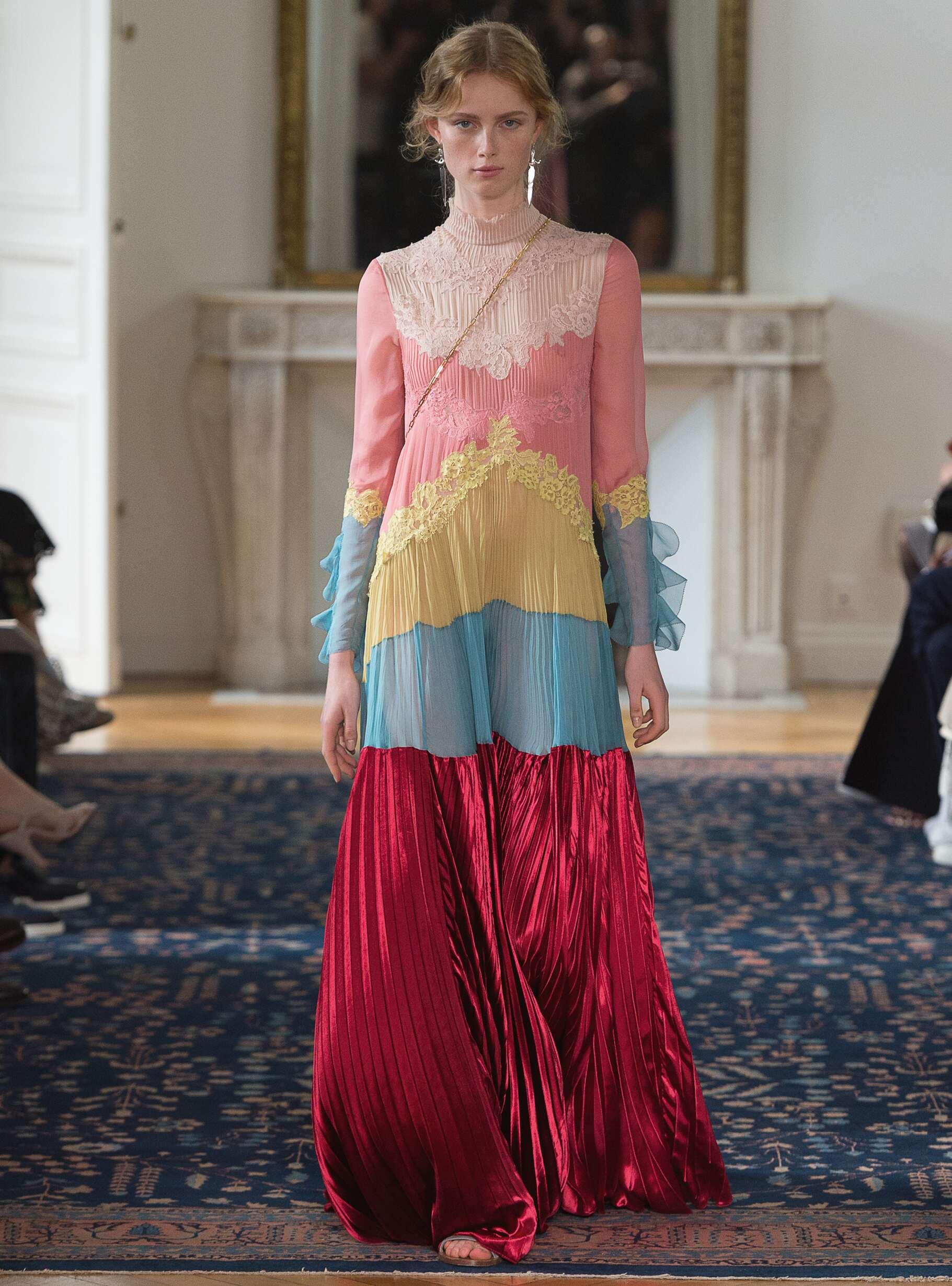 SS 2017 Valentino Show Paris Fashion Week