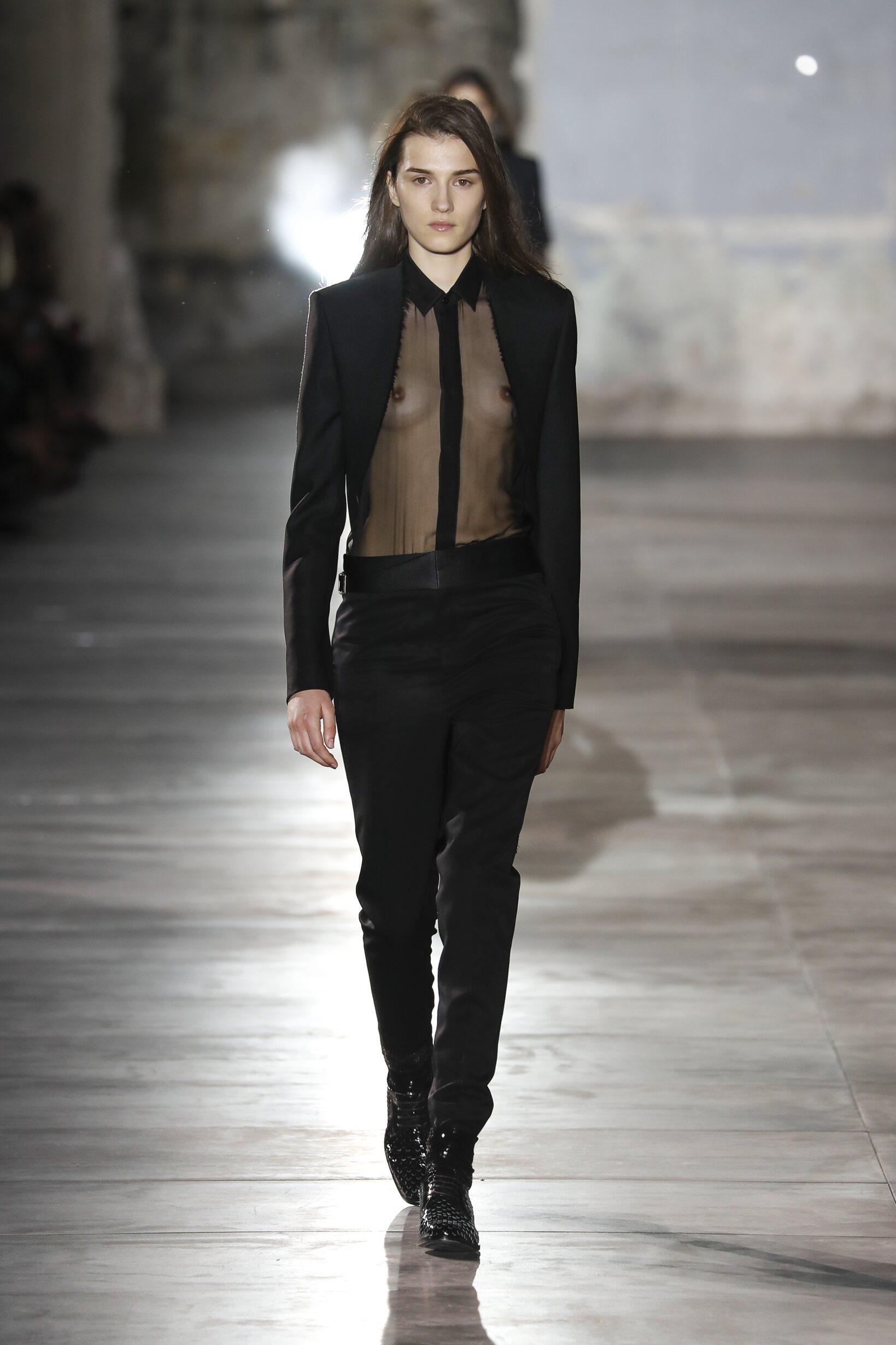 Saint Laurent SS 2017 Womenswear
