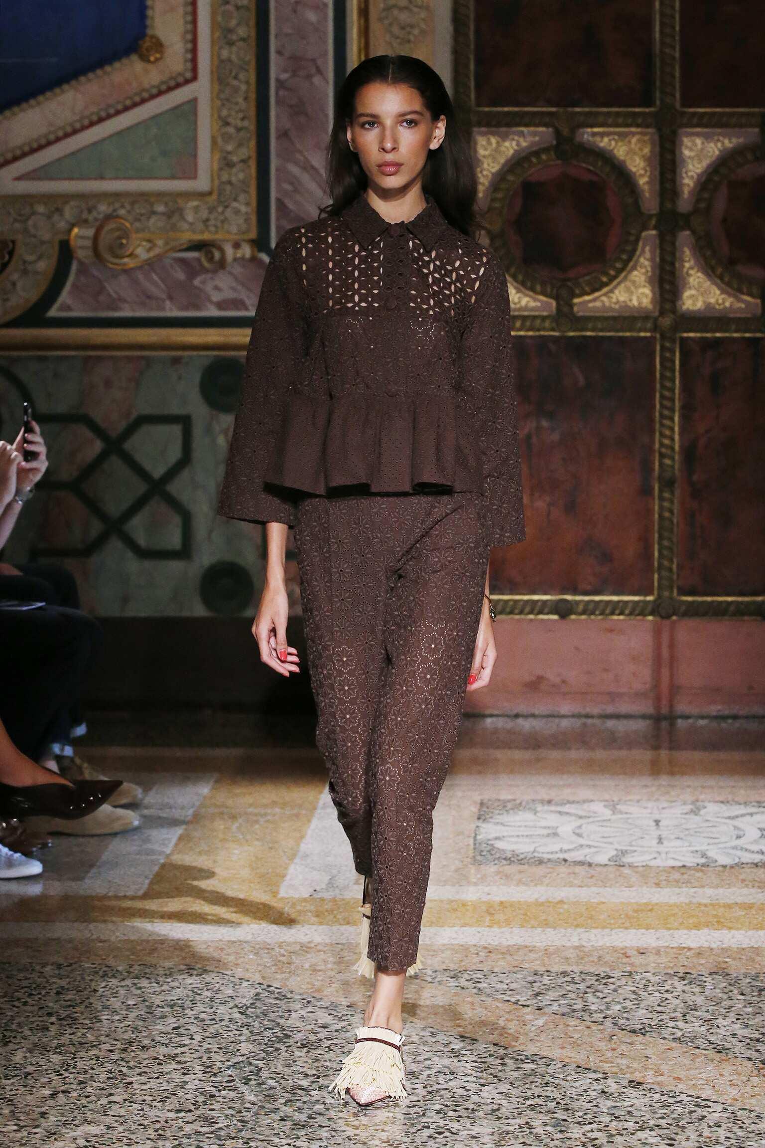 Spring 2017 Fashion Trends Blumarine