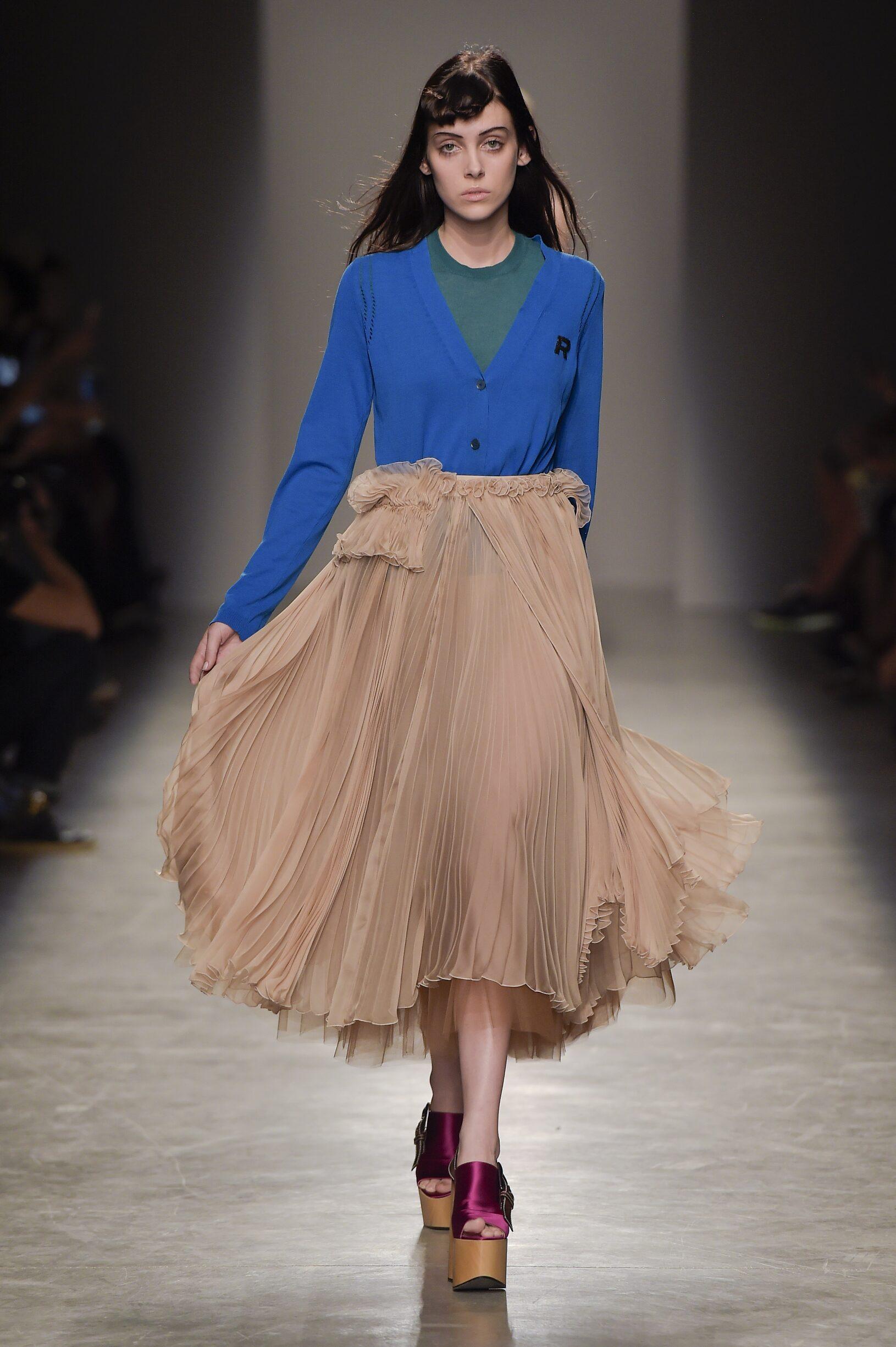 Spring 2017 Fashion Trends Rochas