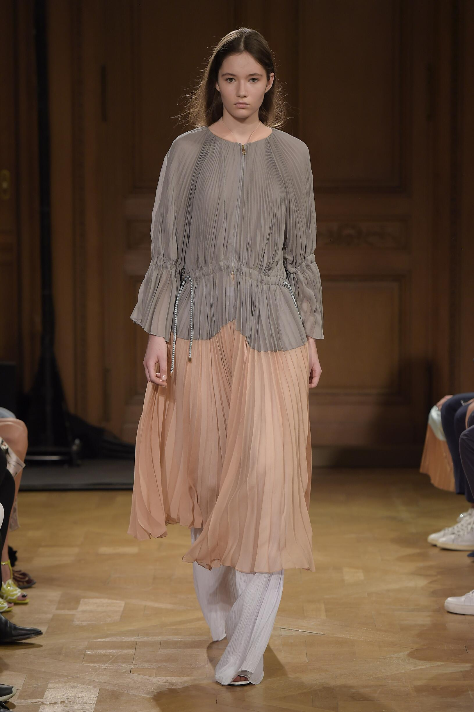Spring 2017 Fashion Trends Vionnet