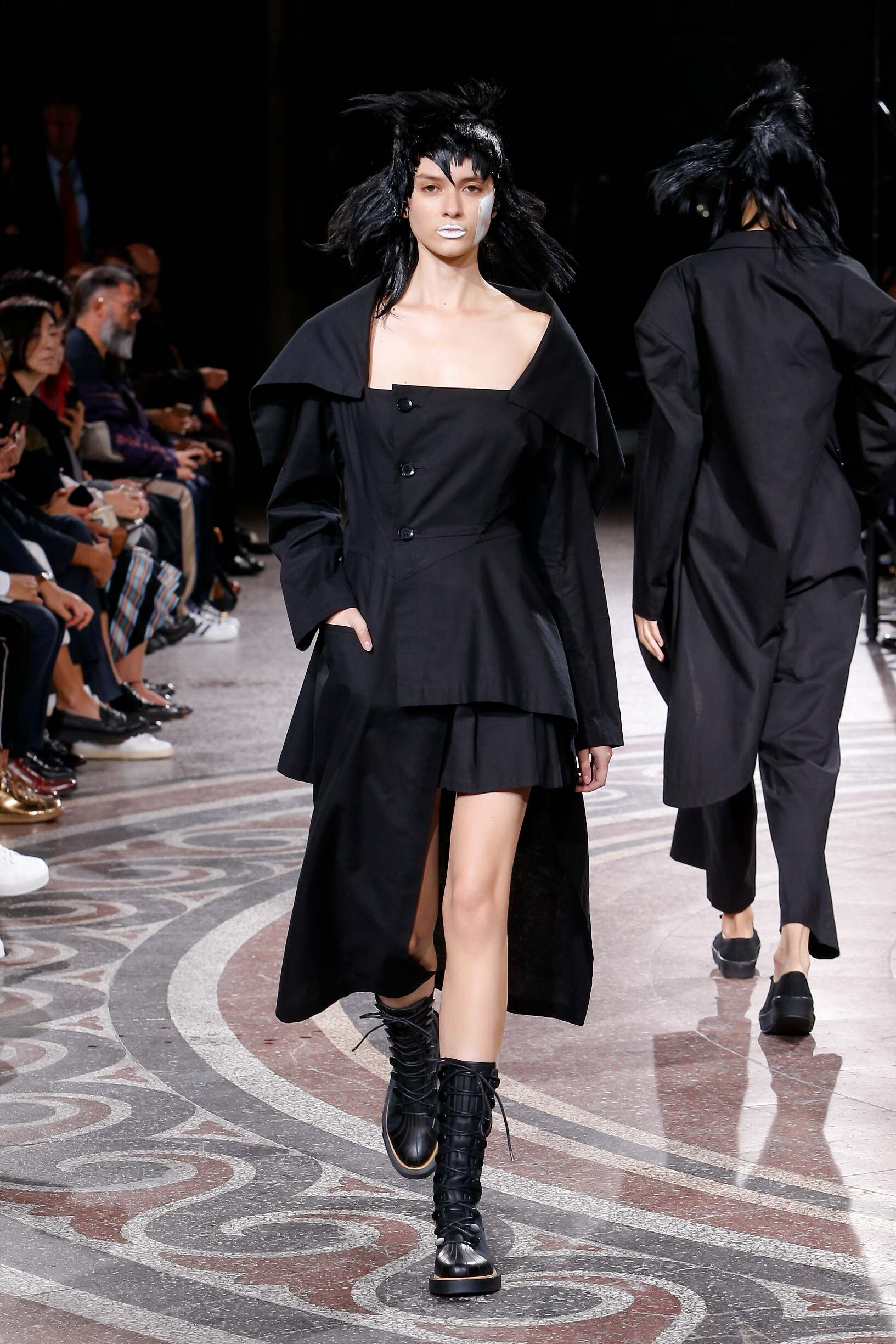 Spring 2017 Fashion Trends Yohji Yamamoto