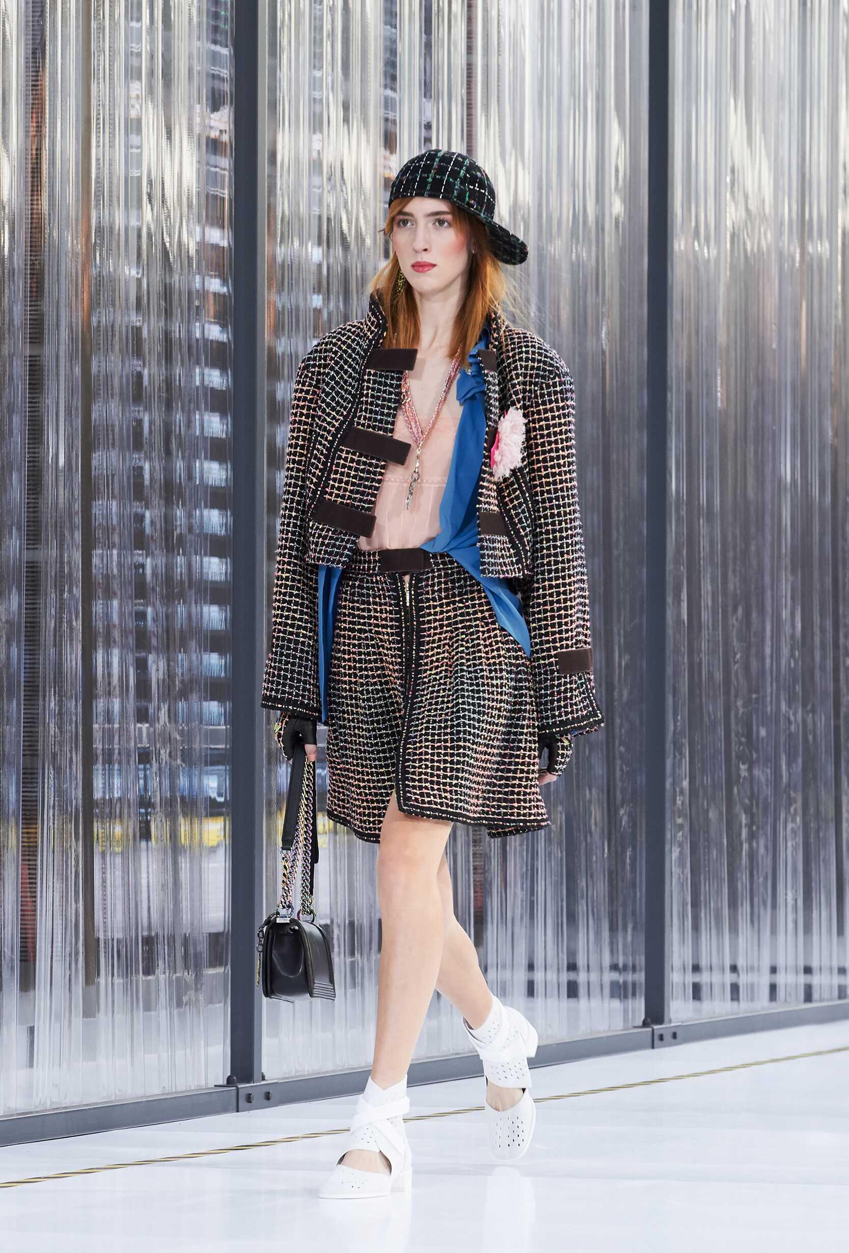 Spring 2017 Womenswear Chanel