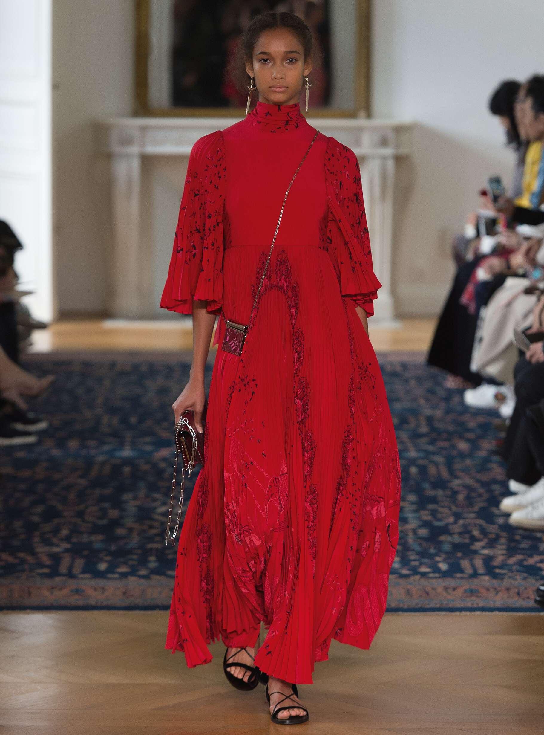 Spring 2017 Womenswear Valentino