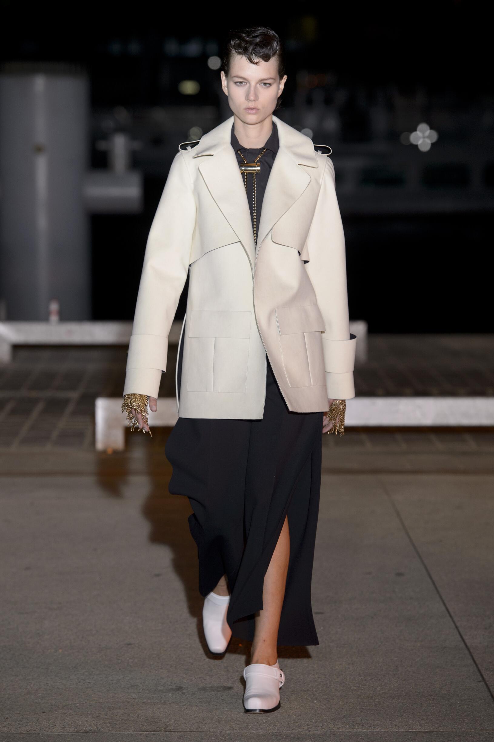 Spring 2017 Womenswear Wanda Nylon