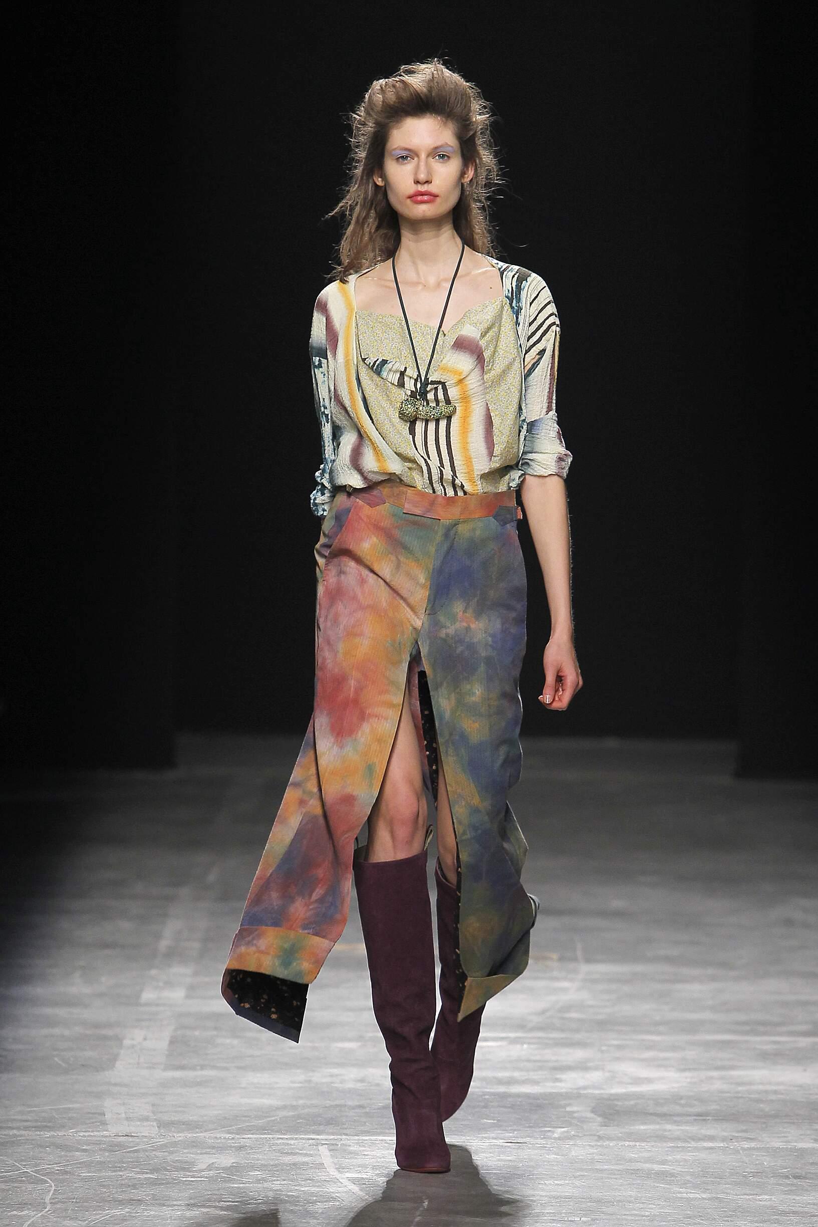 Spring Fashion 2017 Andreas Kronthaler for Vivienne Westwood