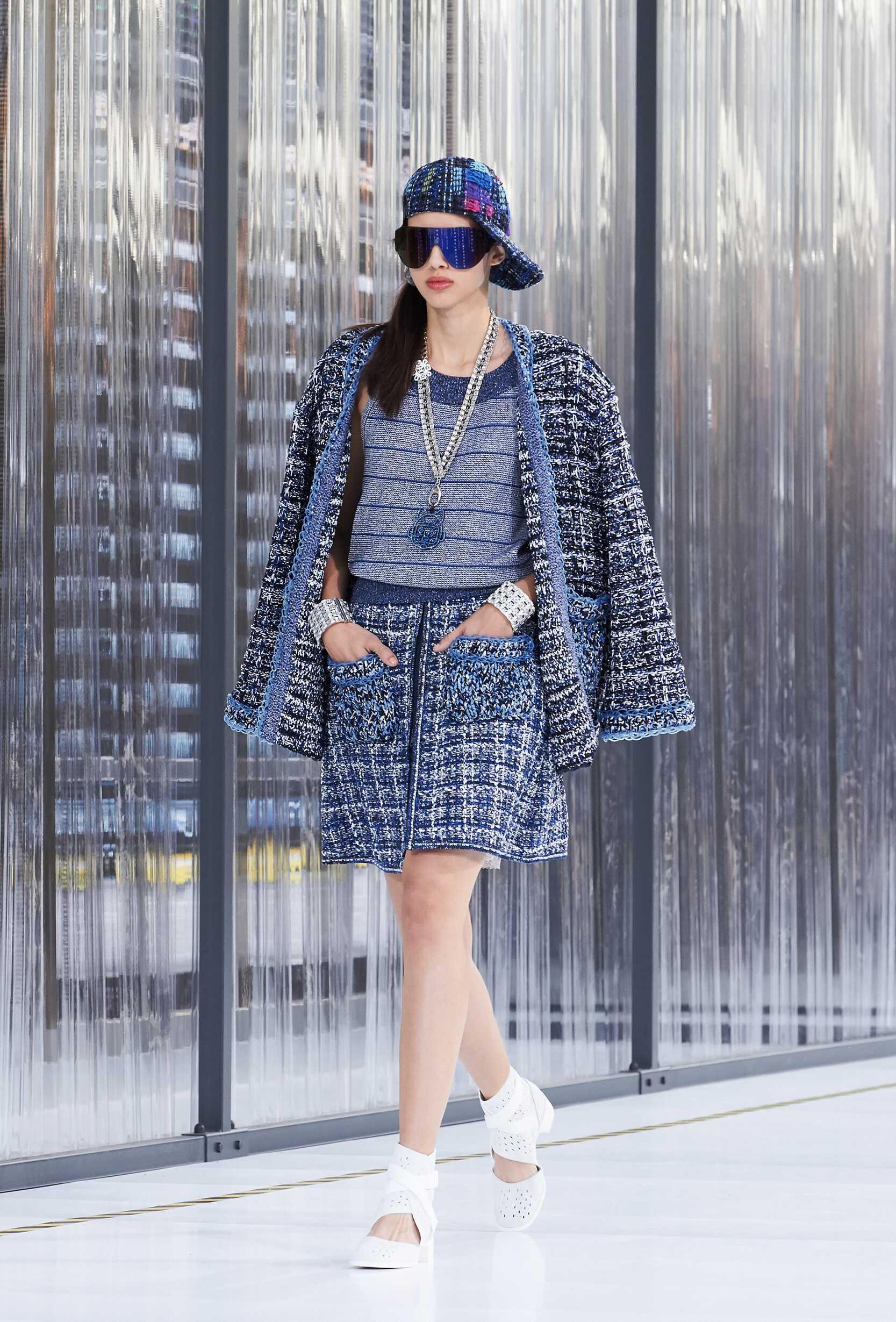 Spring Fashion 2017 Chanel