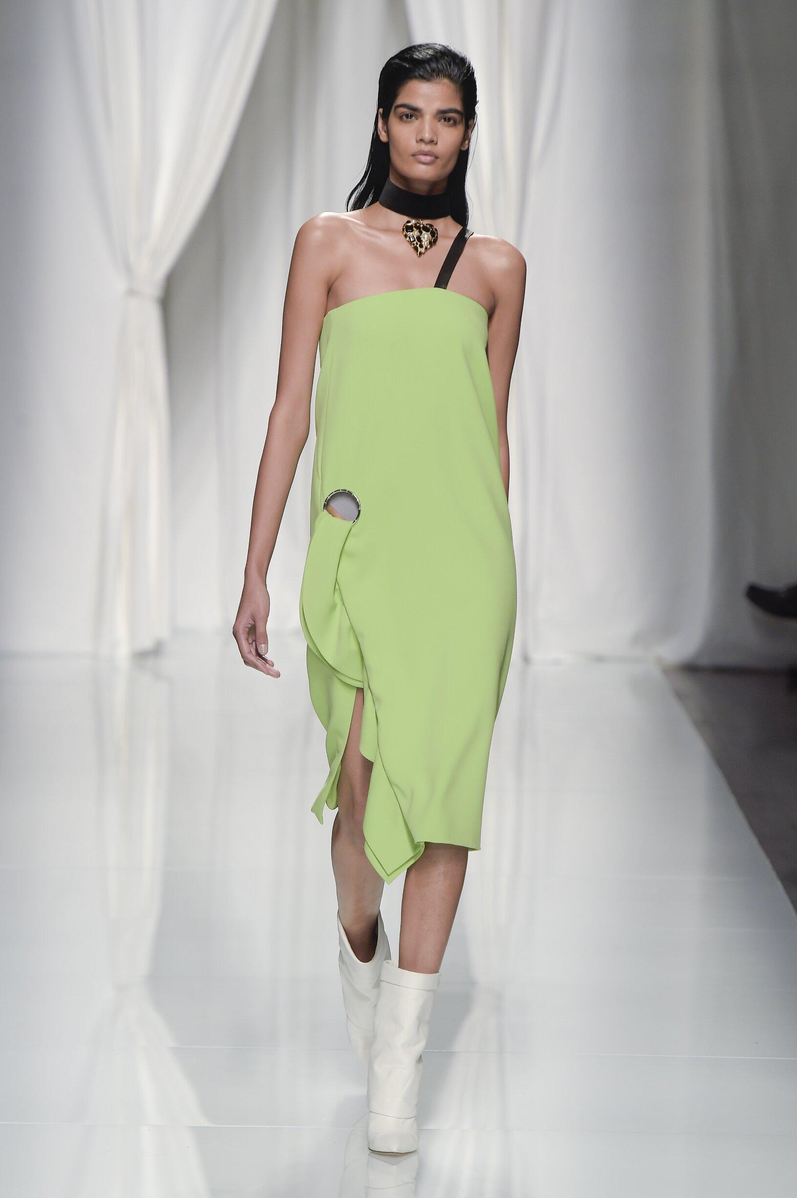 Spring Fashion 2017 Emanuel Ungaro
