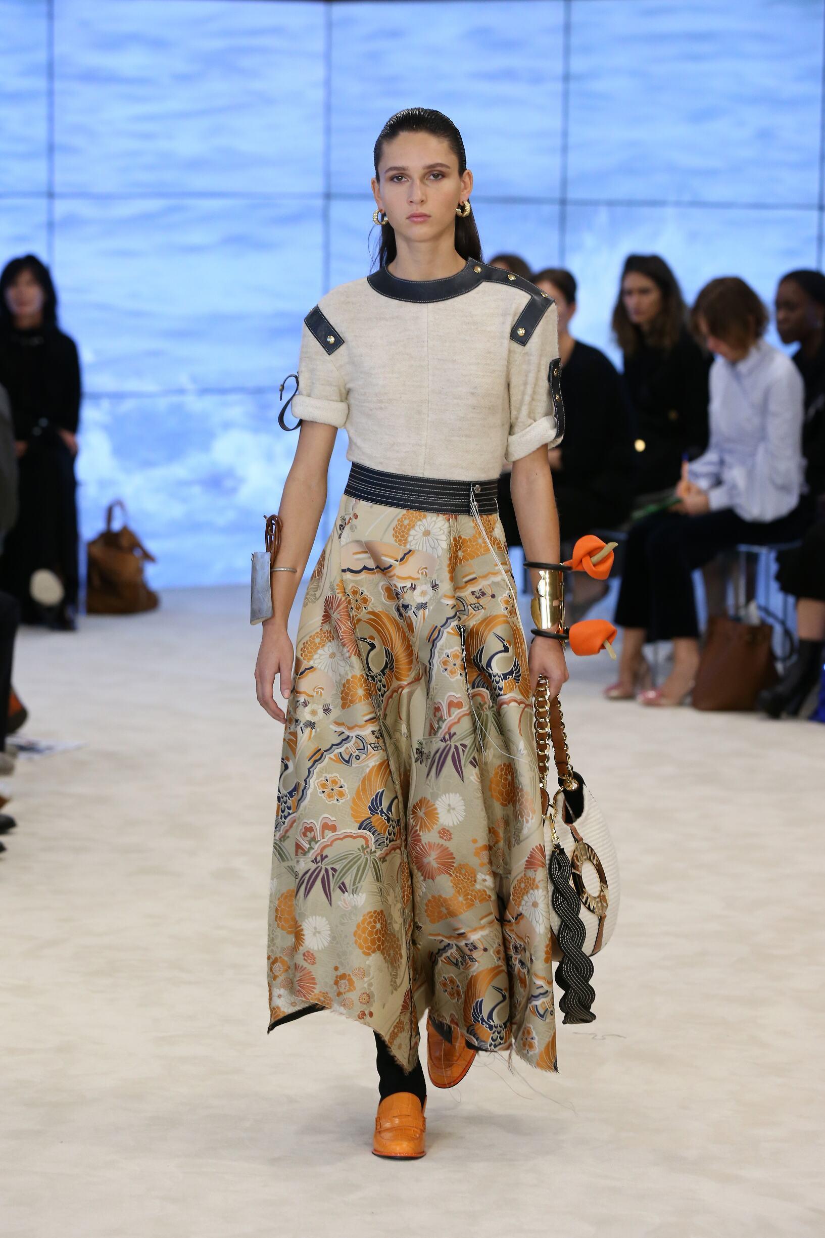 Spring Fashion 2017 Loewe