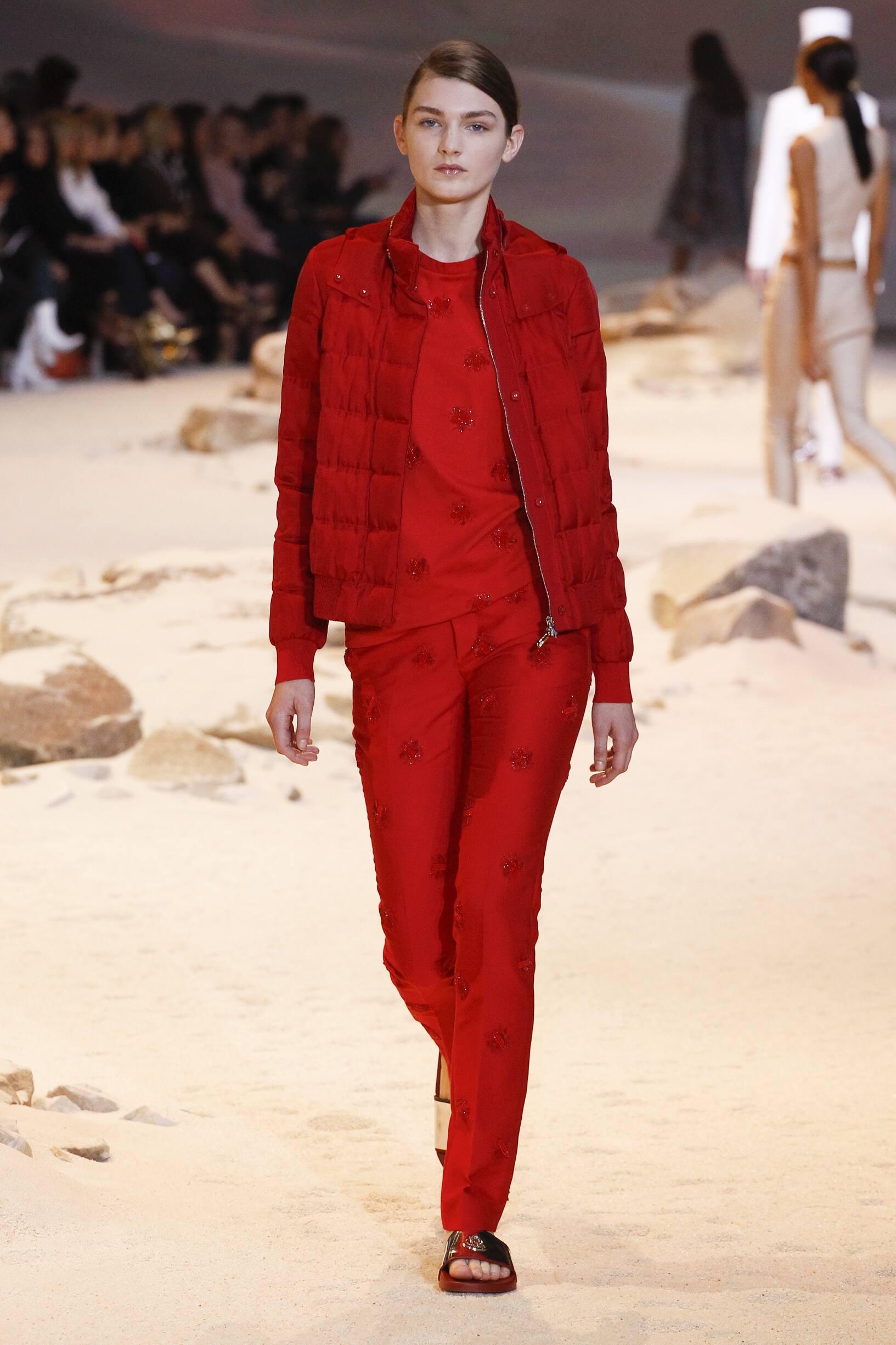 Spring Fashion 2017 Moncler Gamme Rouge
