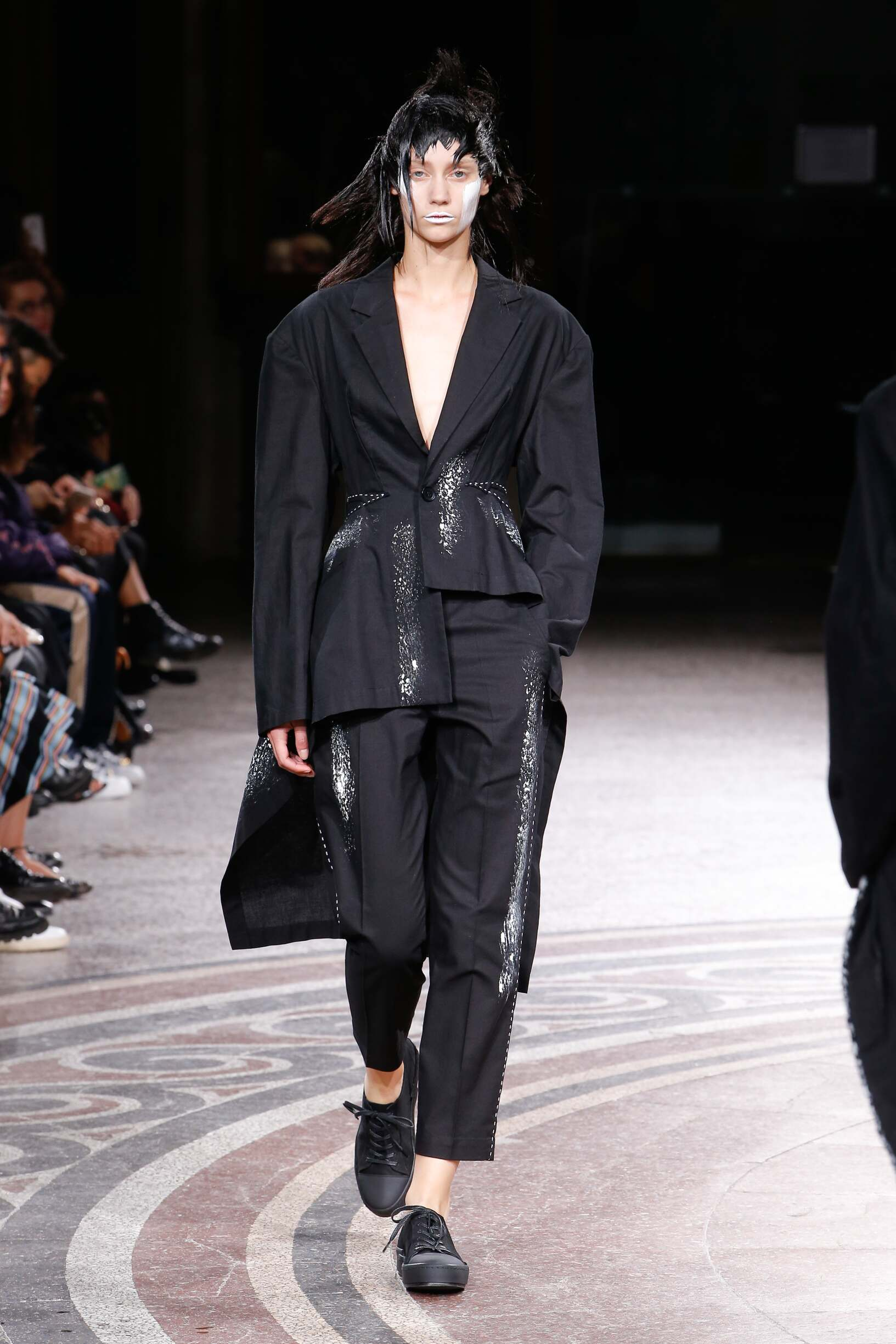 Spring Fashion 2017 Yohji Yamamoto