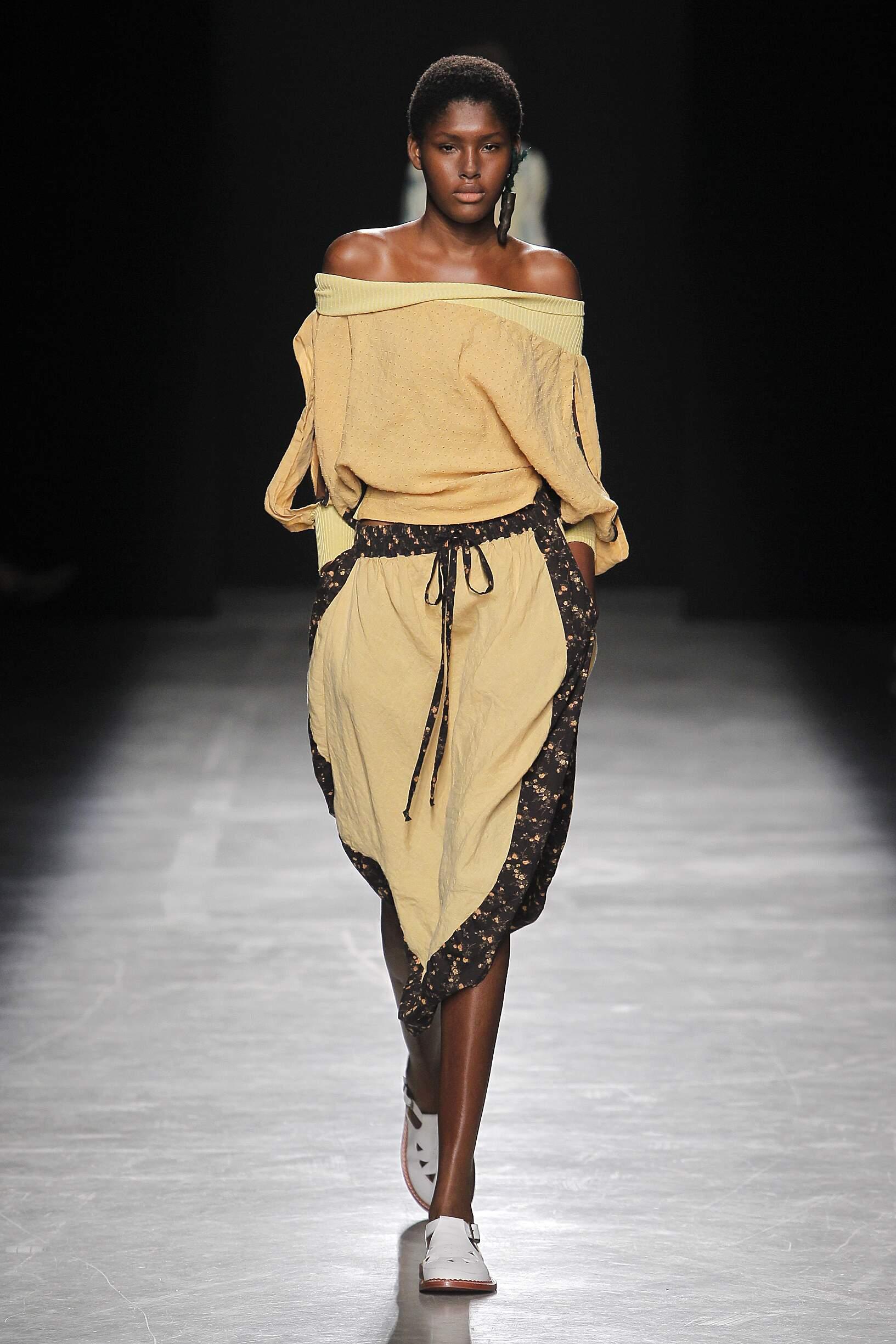 Spring Fashion Trends 2017 Andreas Kronthaler for Vivienne Westwood