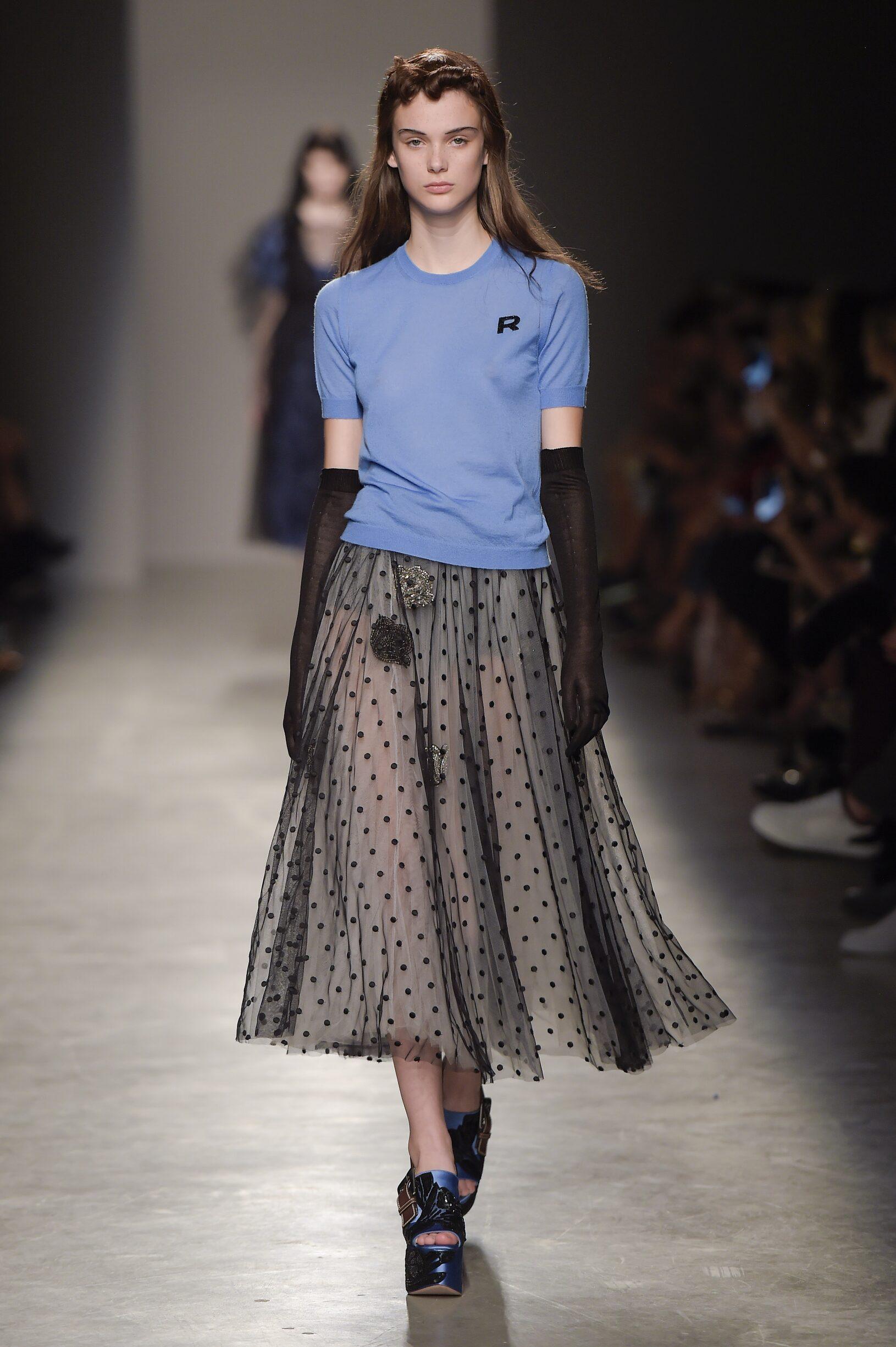 Spring Fashion Trends 2017 Rochas