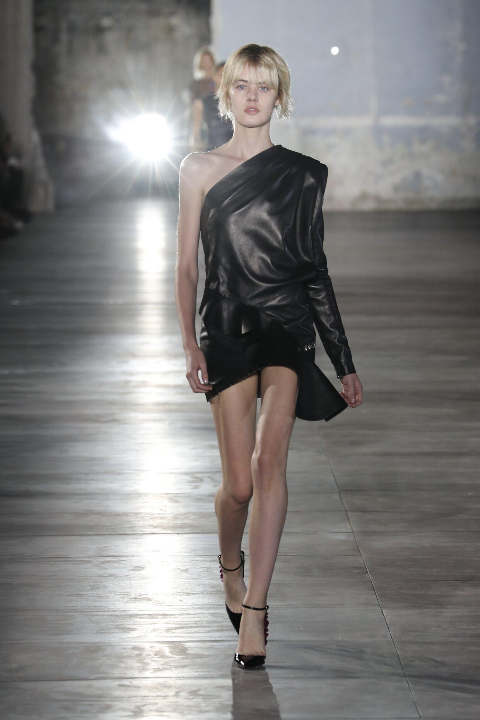 Spring Fashion Trends 2017 Saint Laurent