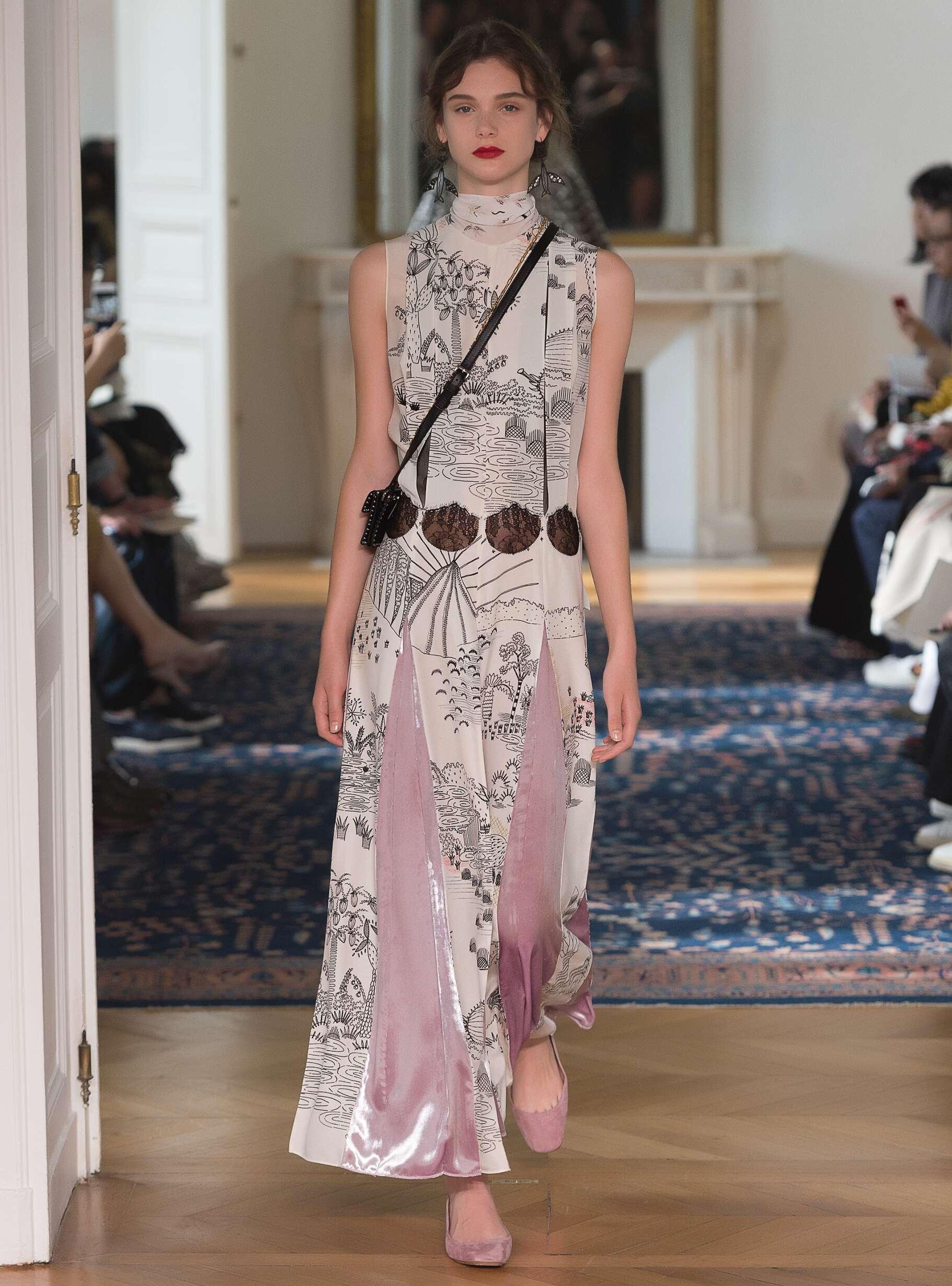 Spring Fashion Trends 2017 Valentino