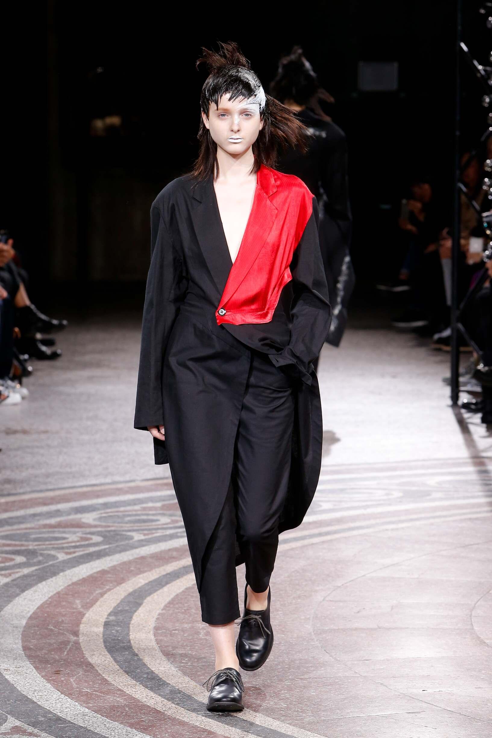 Spring Fashion Trends 2017 Yohji Yamamoto