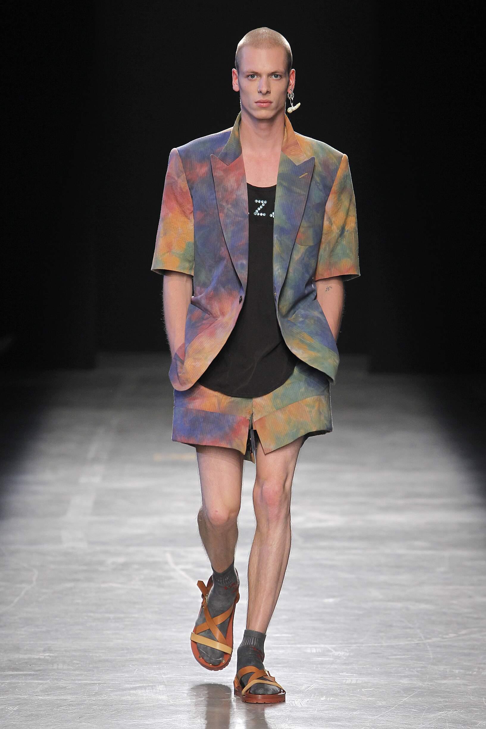 Spring Summer 2017 Man Paris Andreas Kronthaler for Vivienne Westwood Collection