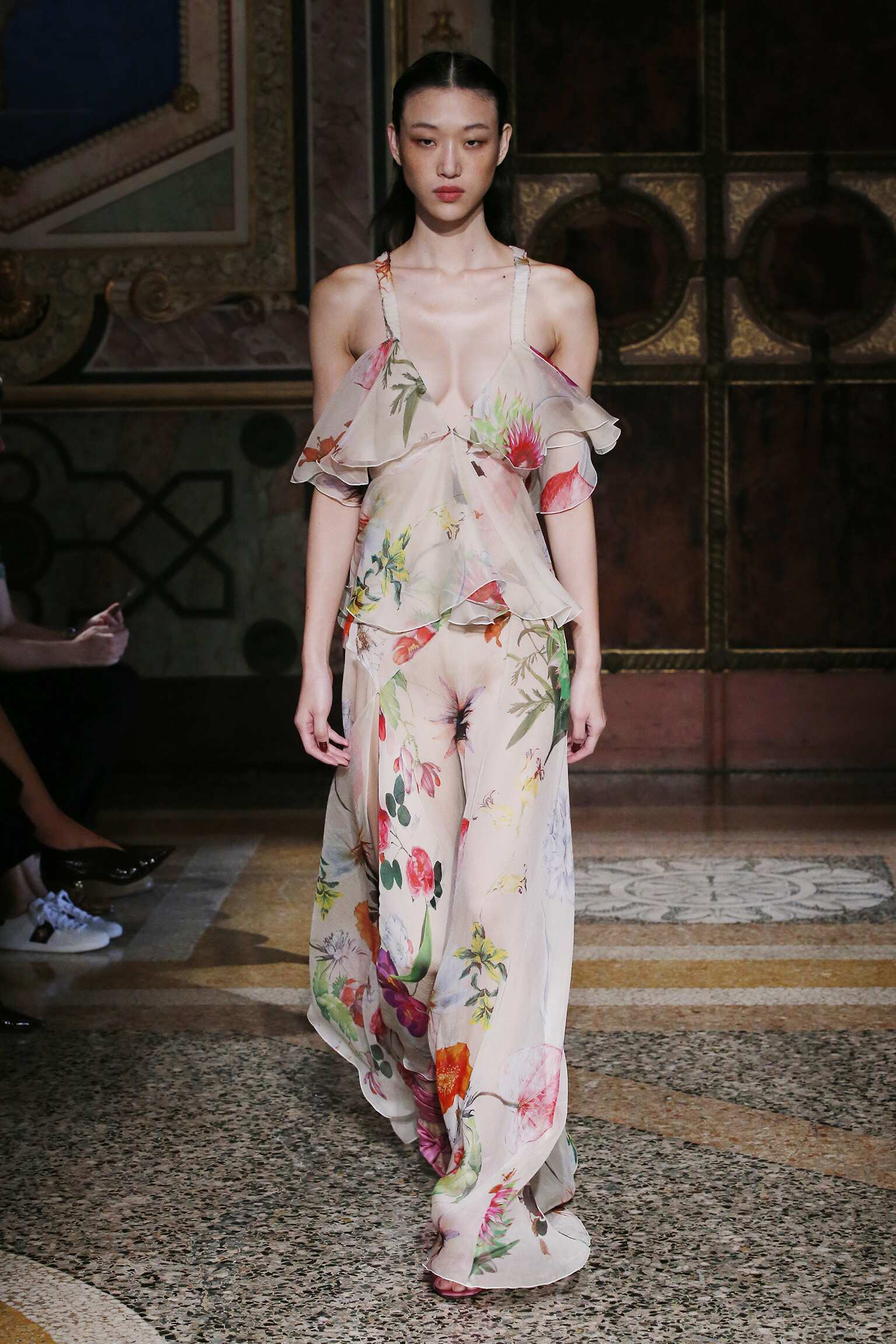 Spring Summer 2017 Woman Milan Blumarine Collection
