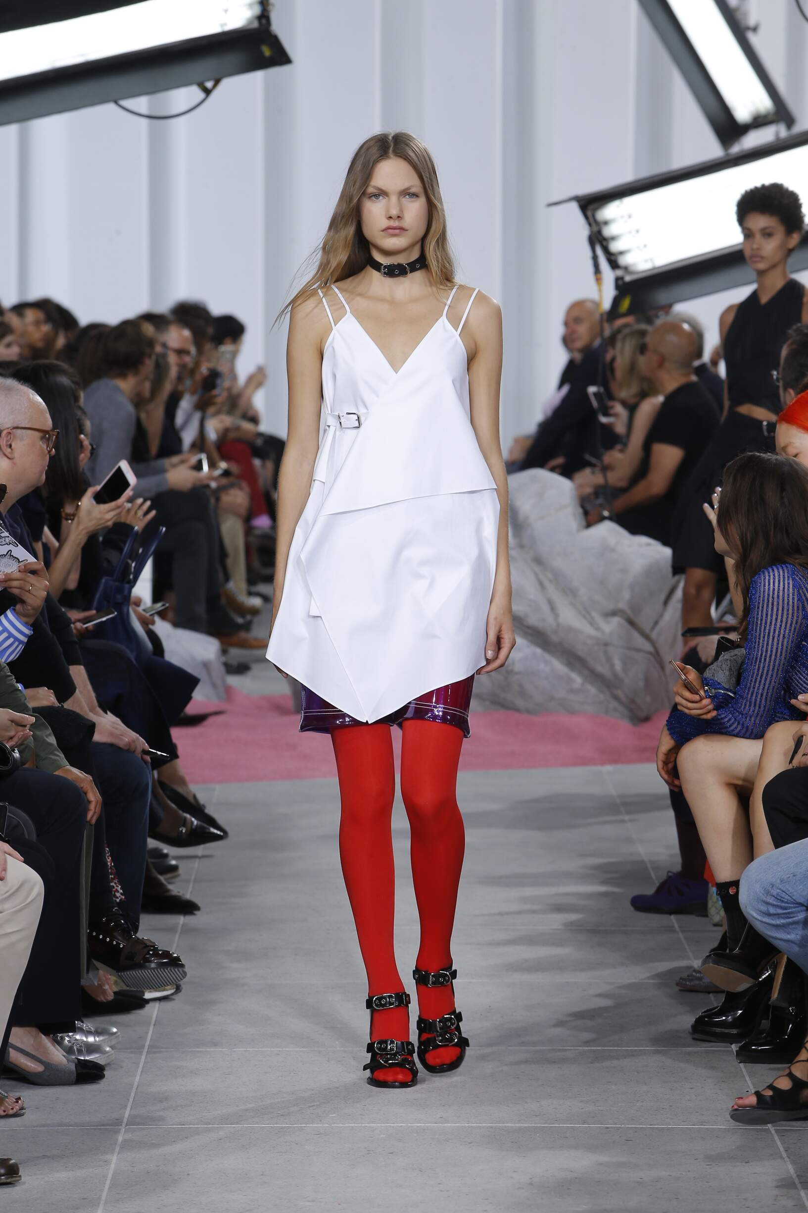 Spring Summer 2017 Woman Paris Carven Collection