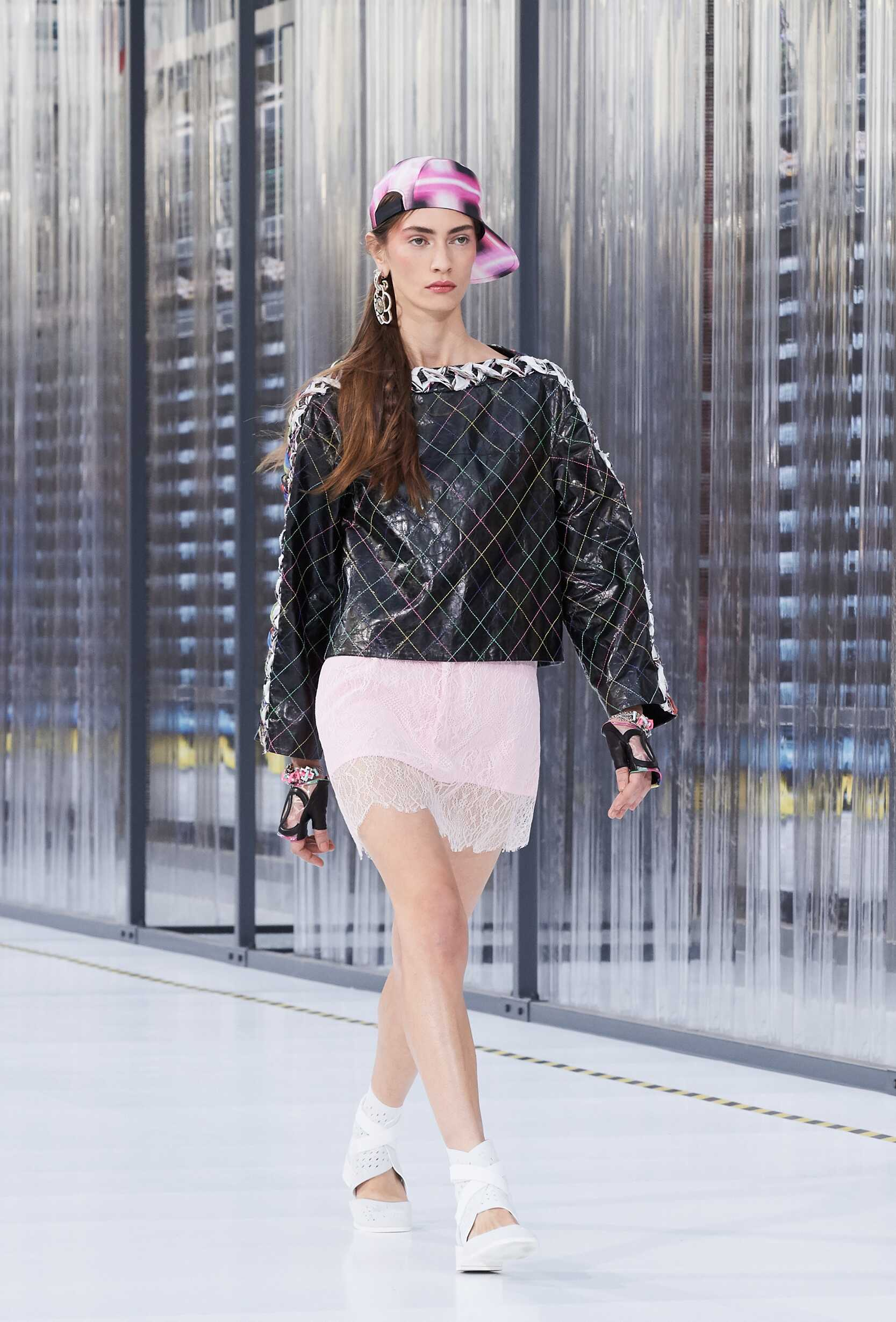 Spring Summer 2017 Woman Paris Chanel Collection