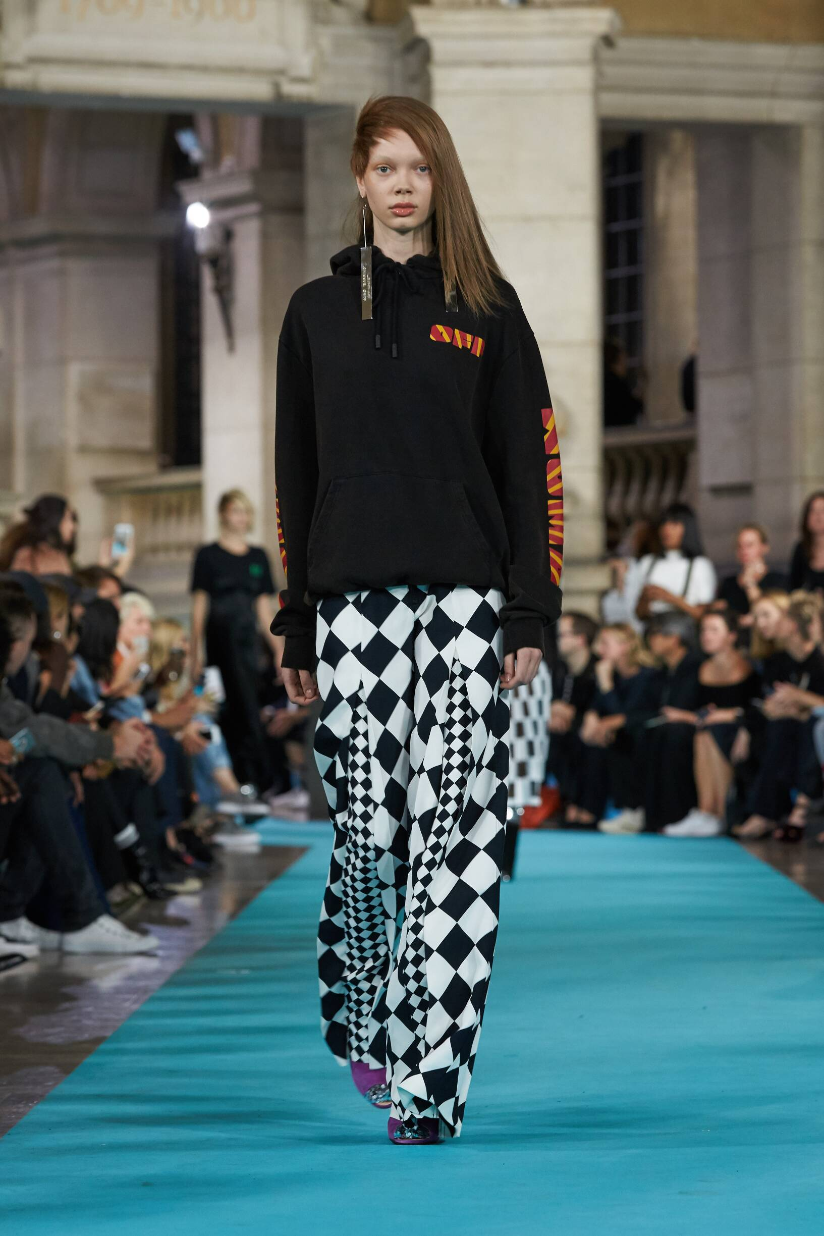Spring Summer 2017 Woman Paris Off-White Collection