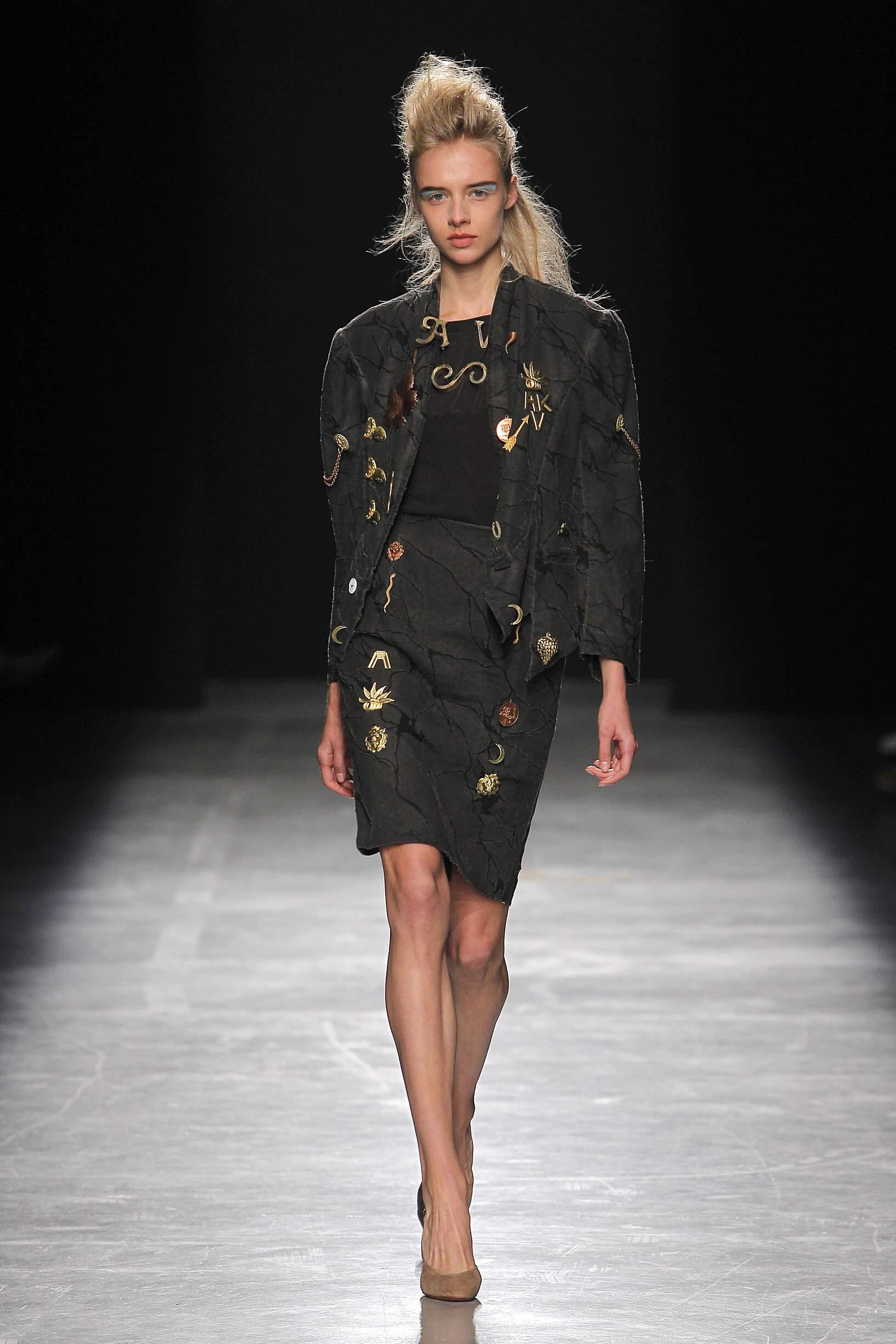 Spring Summer Fashion Trends 2017 Andreas Kronthaler for Vivienne Westwood