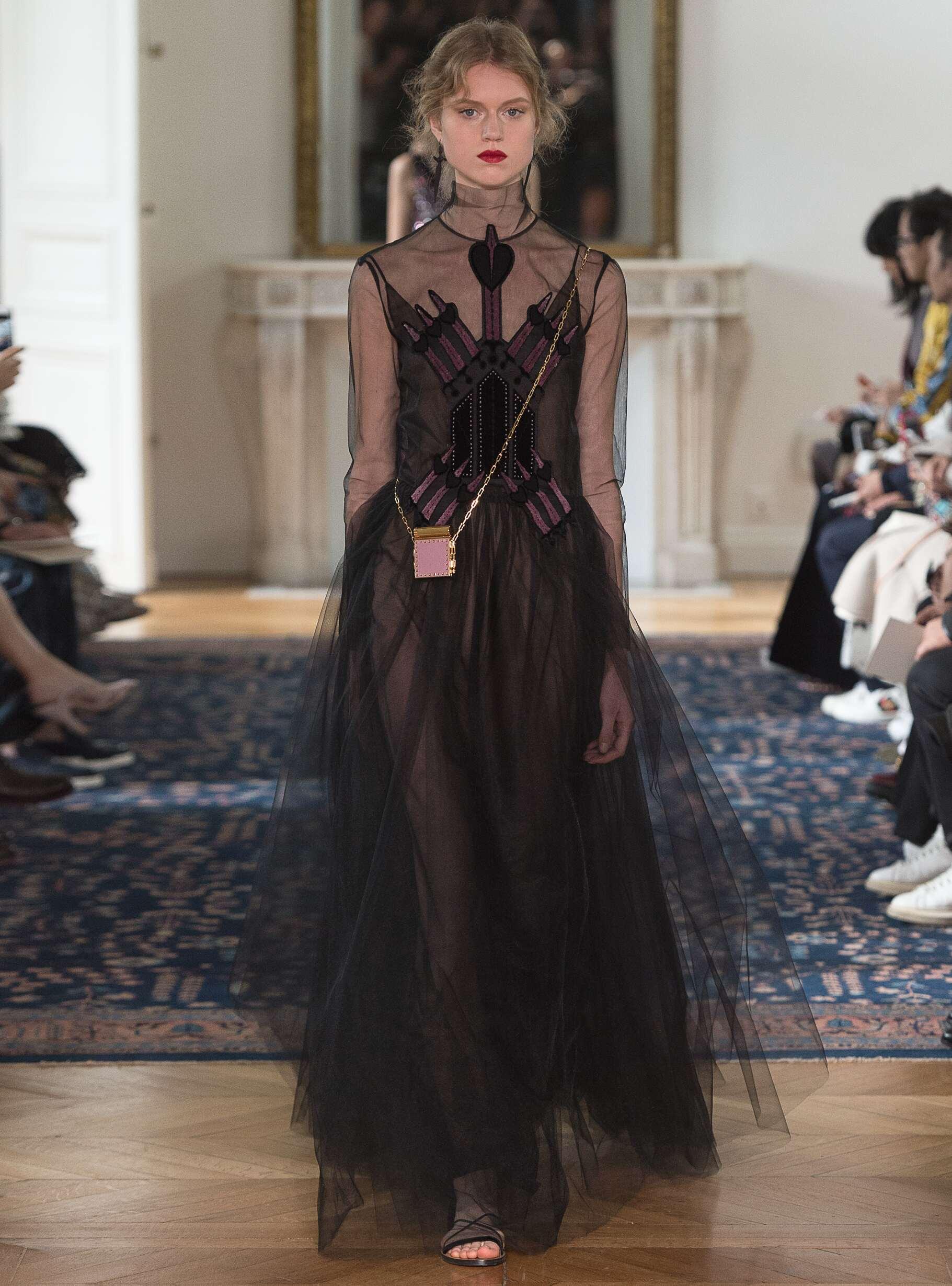 Spring Summer Fashion Trends 2017 Valentino
