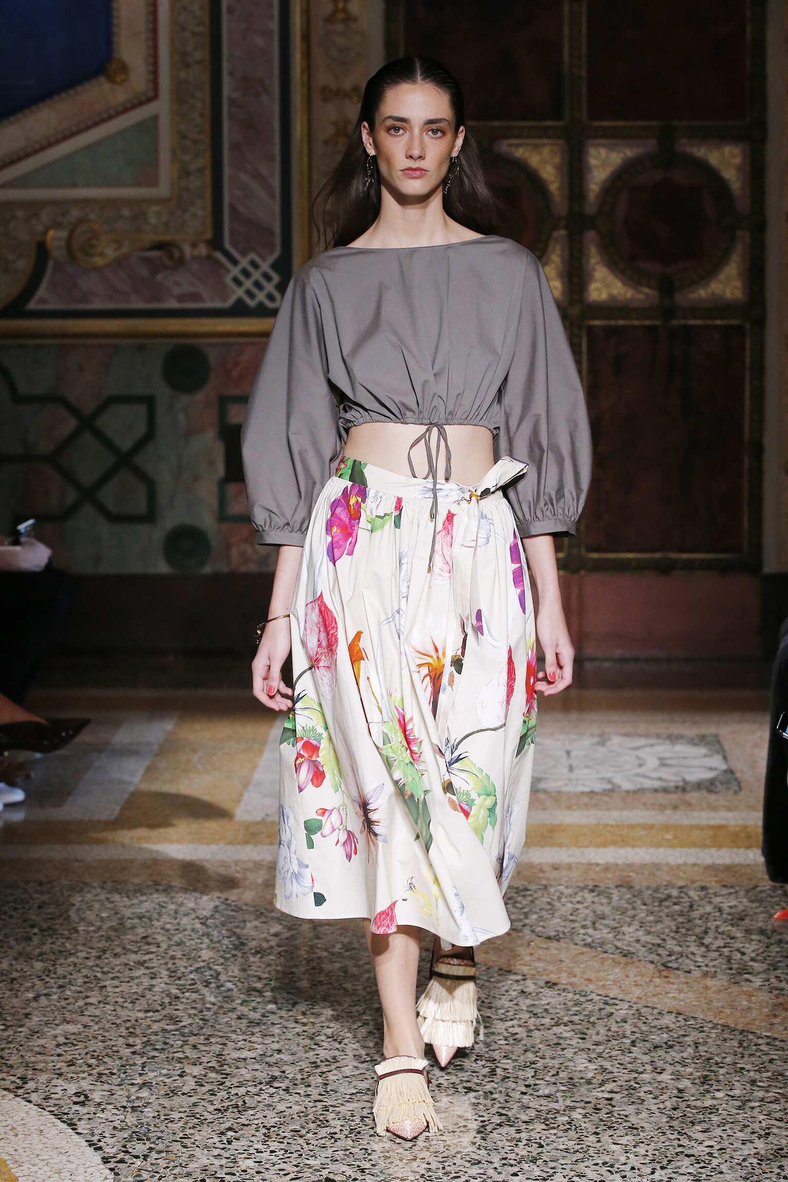 Summer 2017 Fashion Trends Blumarine