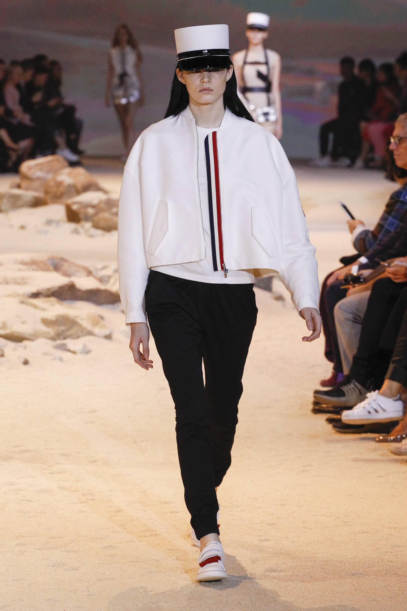 Summer 2017 Fashion Trends Moncler Gamme Rouge