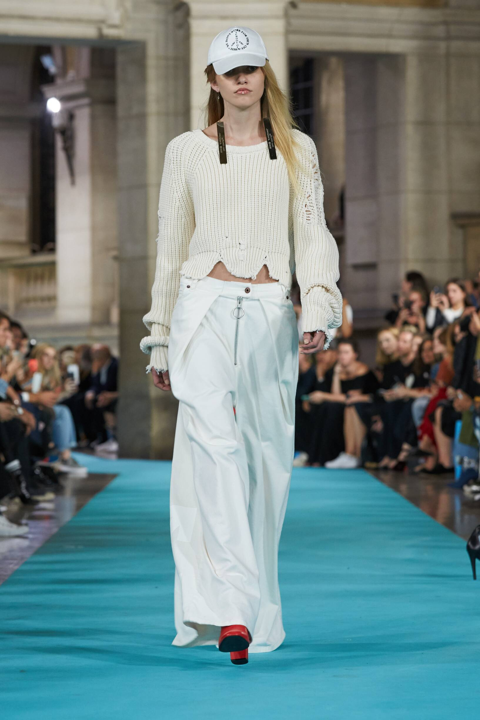 Summer 2017 Fashion Trends Off-White