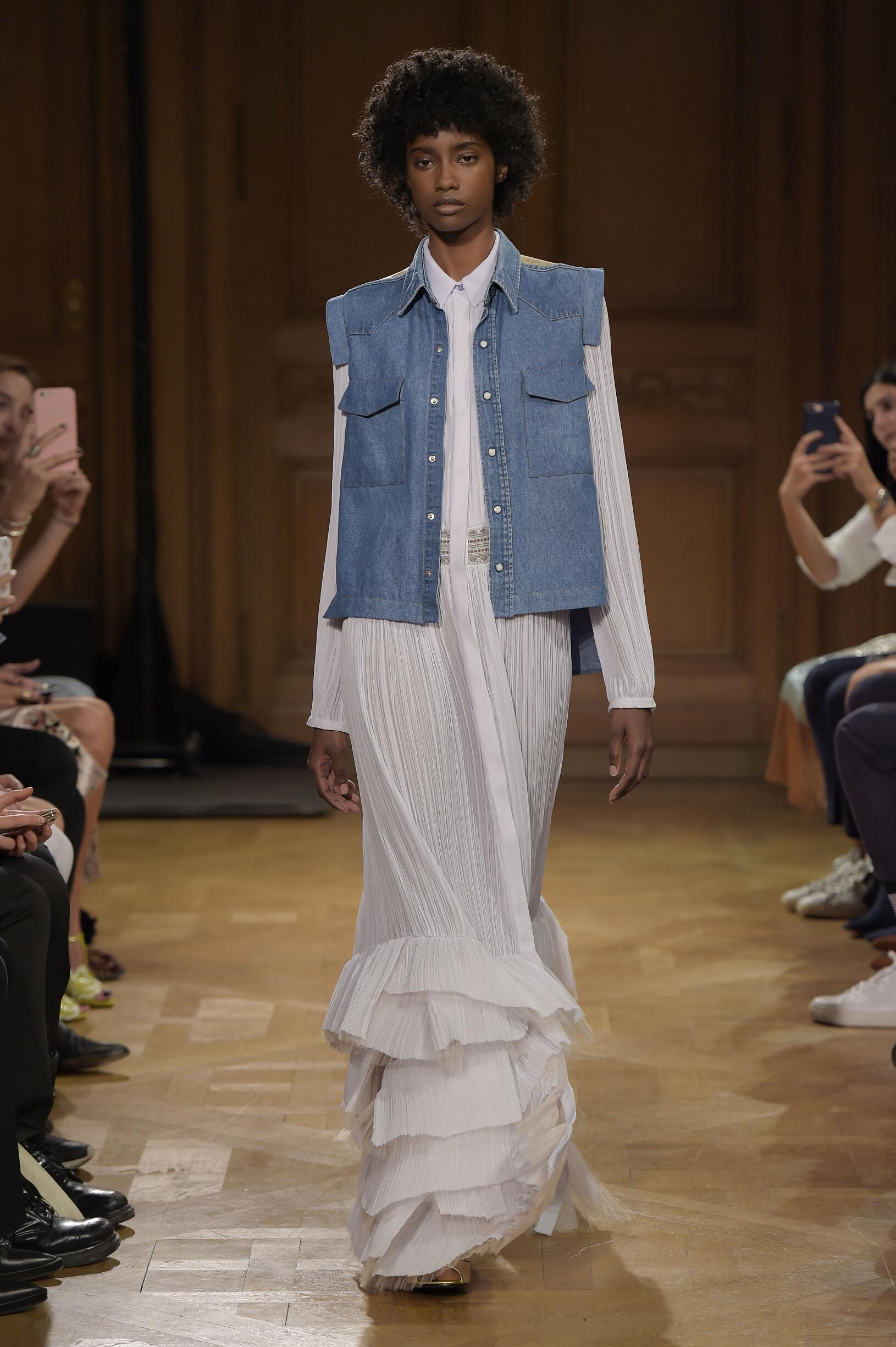 Summer 2017 Fashion Trends Vionnet