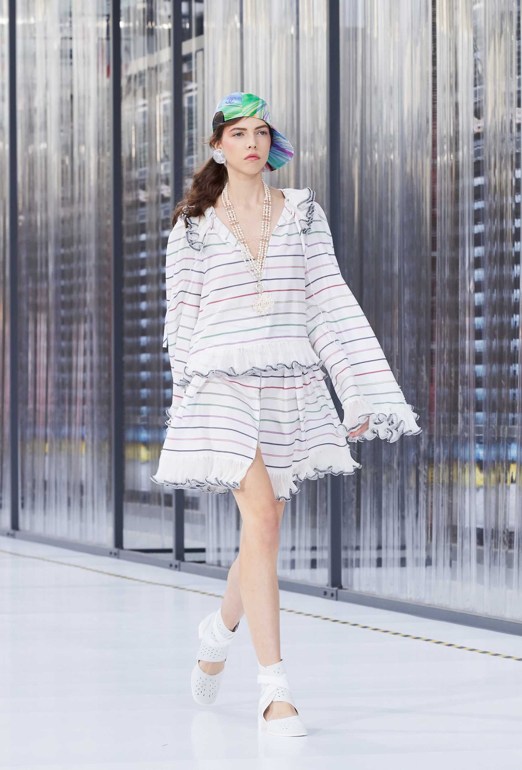 Trends Womenswear Spring Summer Chanel 2017