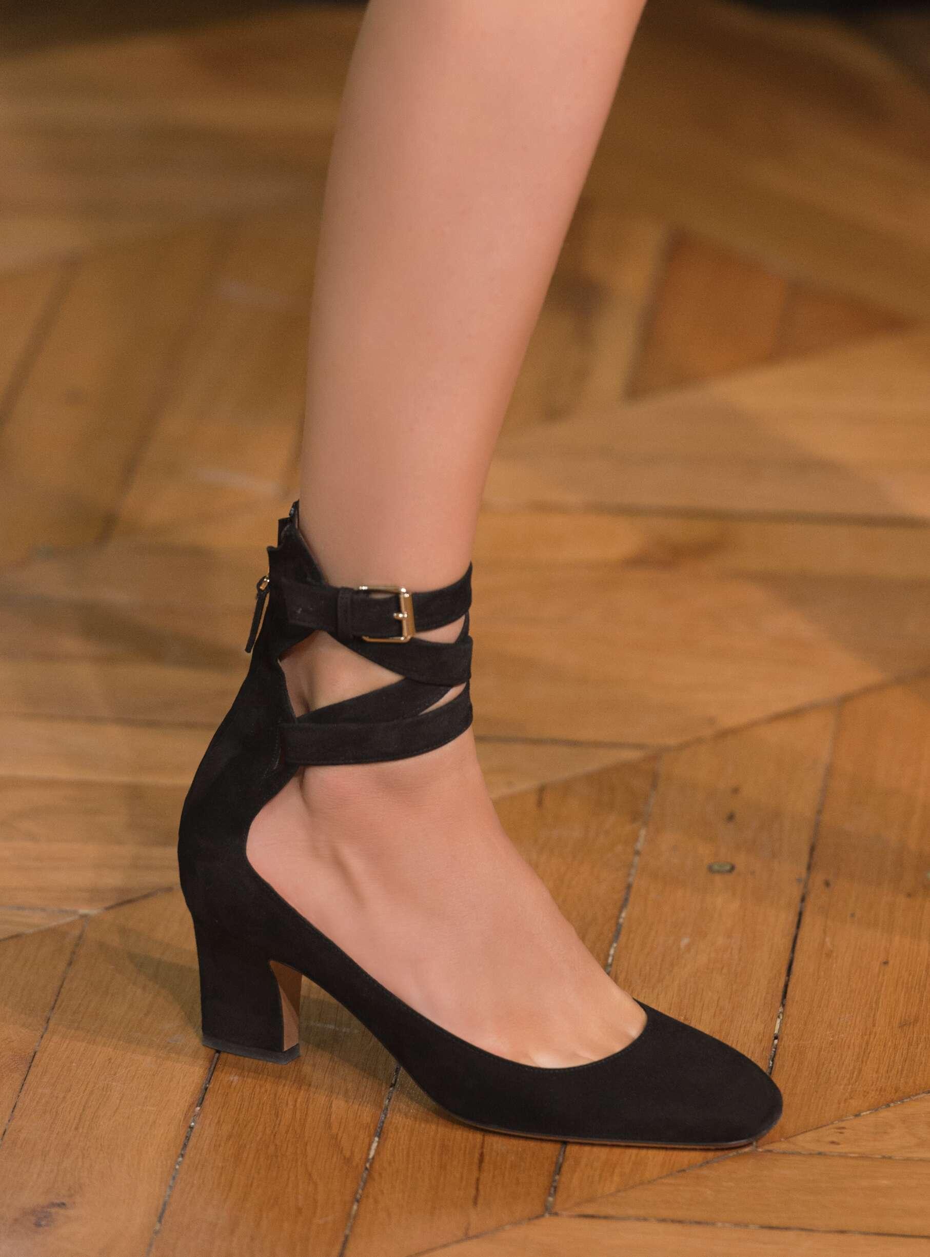 Valentino Shoe Detail