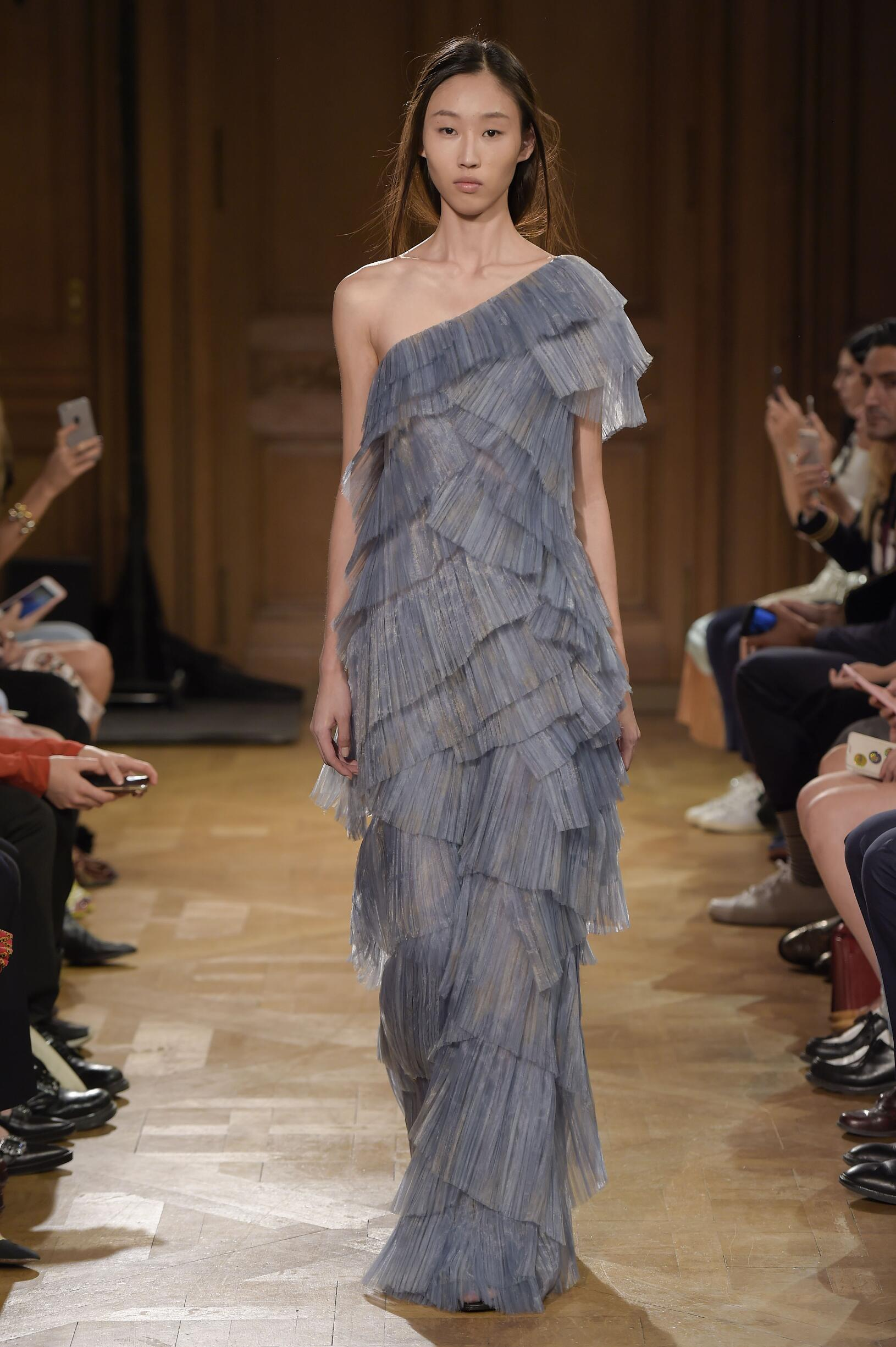 Vionnet Paris Fashion Week Womenswear