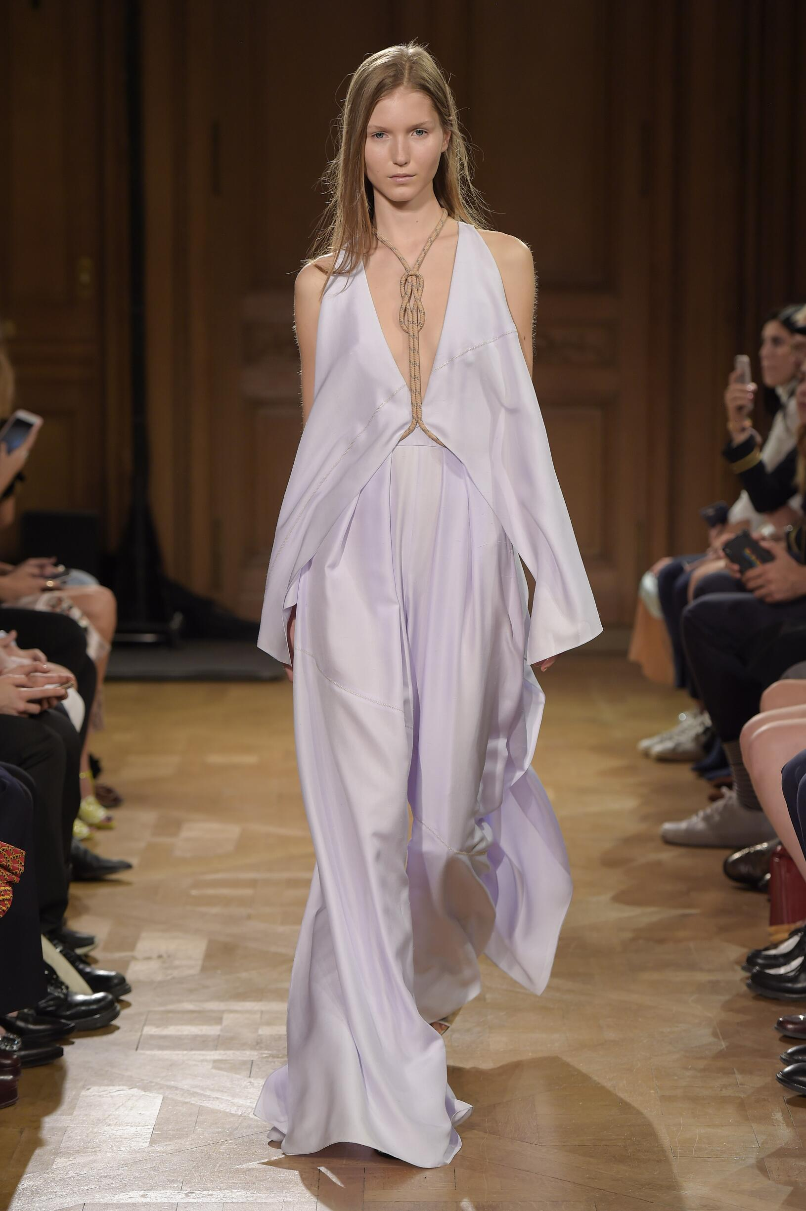 Vionnet Spring Summer 2017 Womens Collection Paris Fashion Week