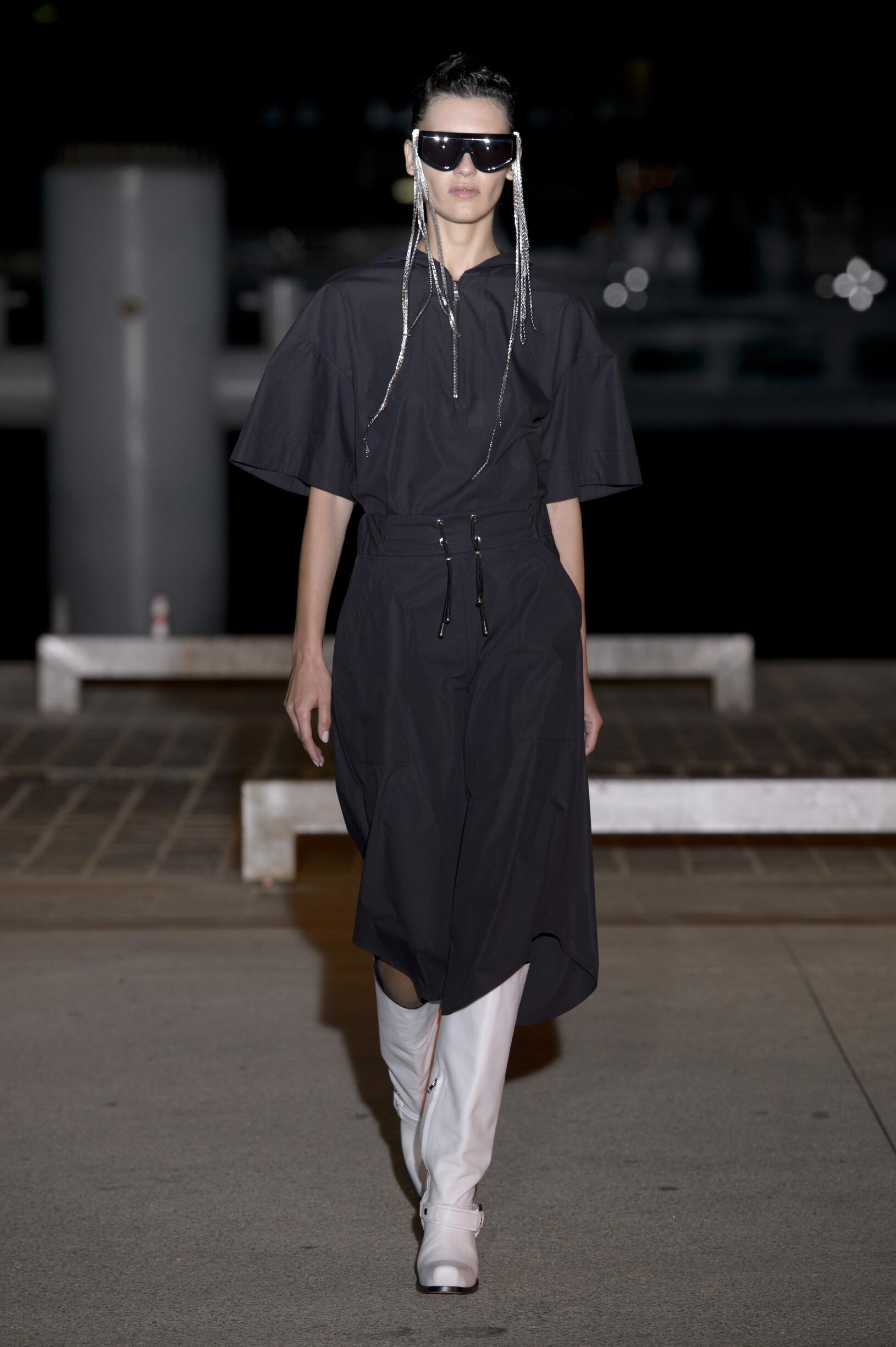 Wanda Nylon Fashion Show