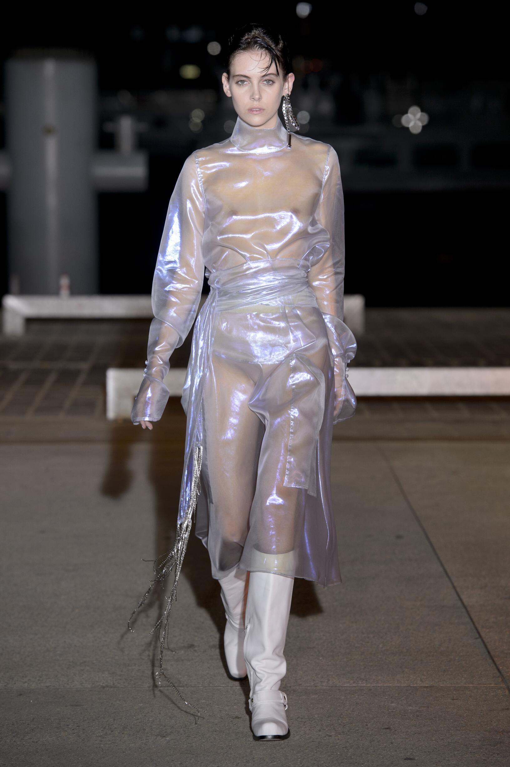 Wanda Nylon Paris Fashion Week Womenswear