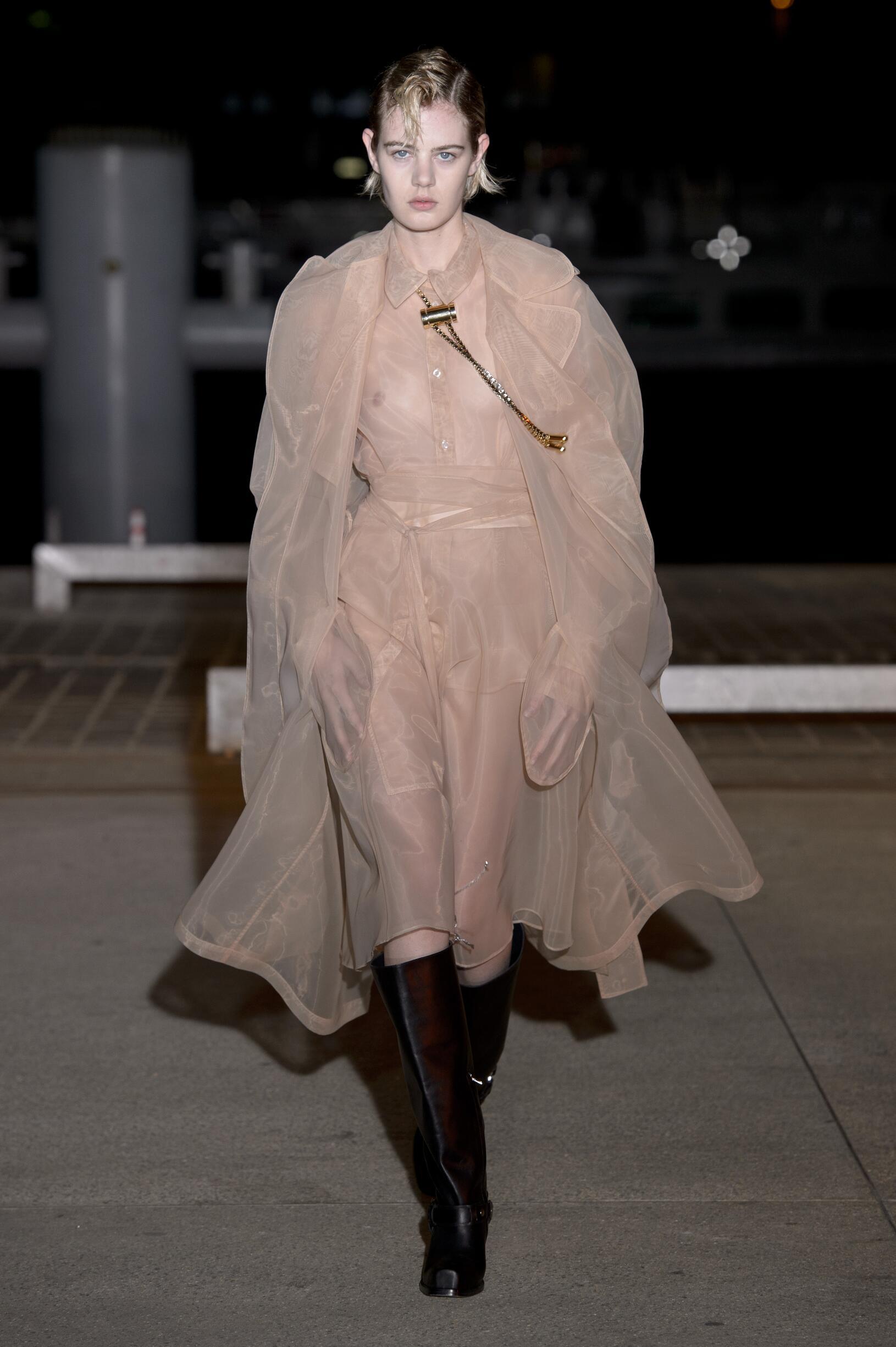 Wanda Nylon Spring 2017 Catwalk