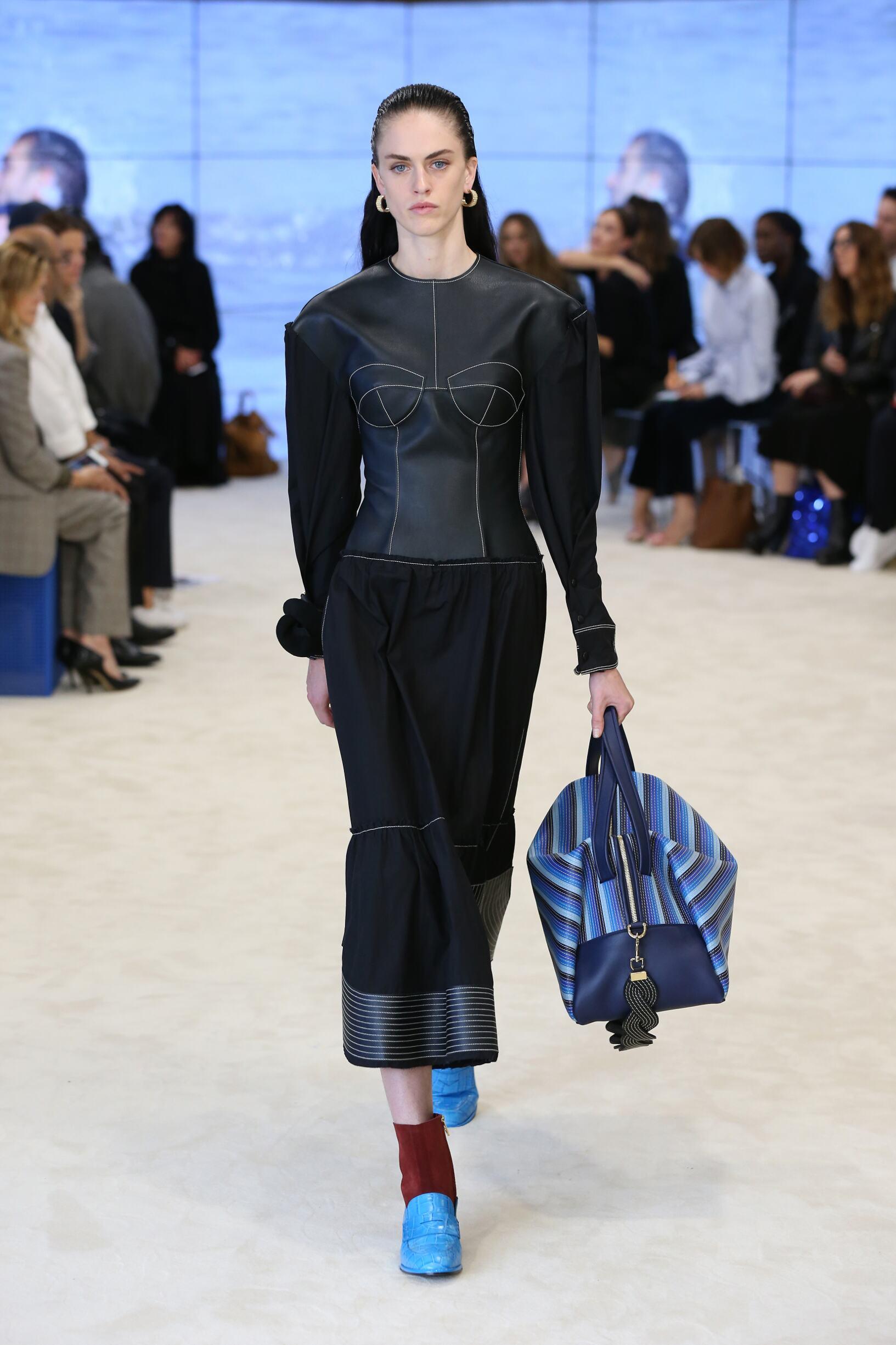 Womenswear Spring Summer Loewe 2017